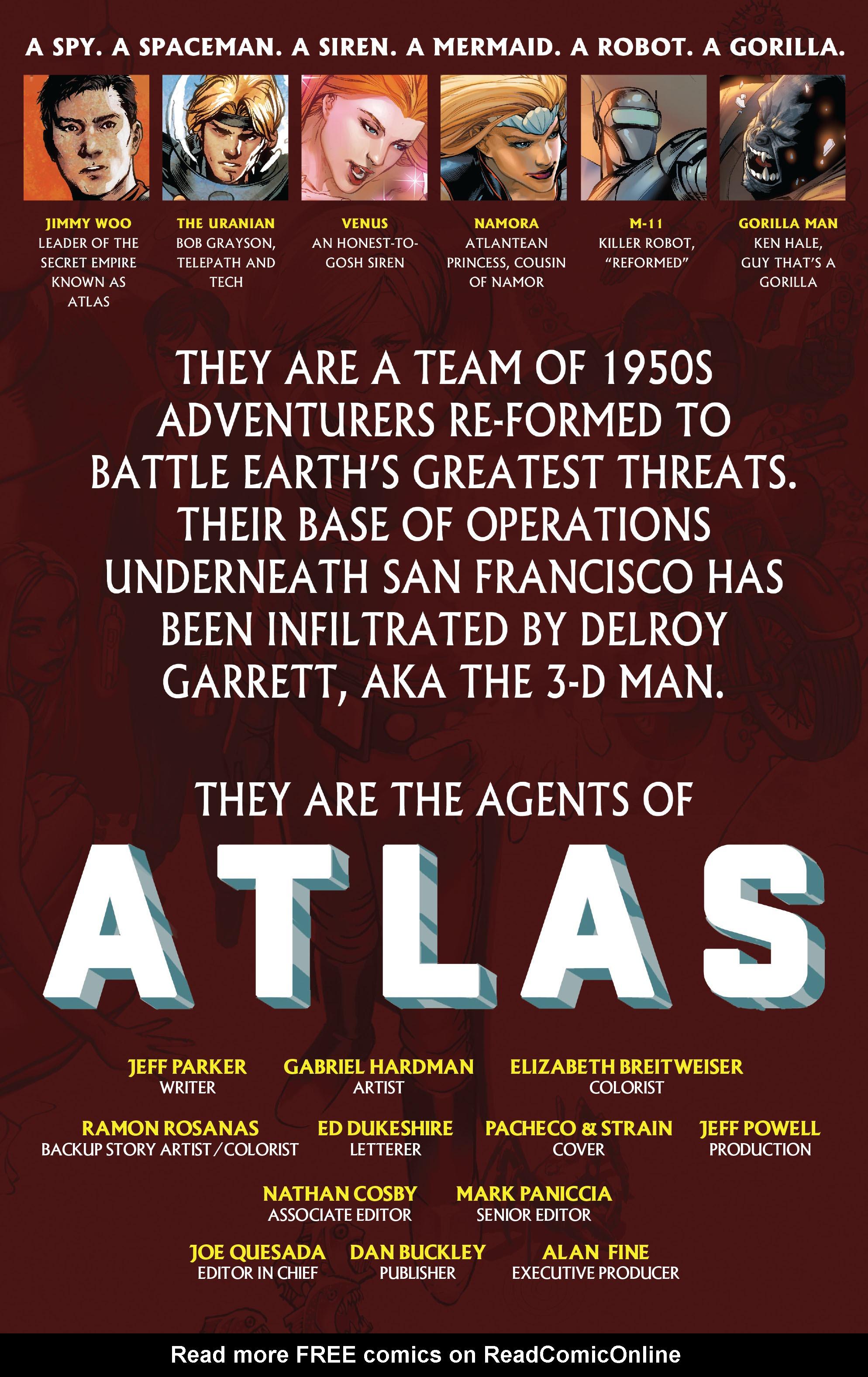Read online Atlas comic -  Issue #Atlas _TPB - 81