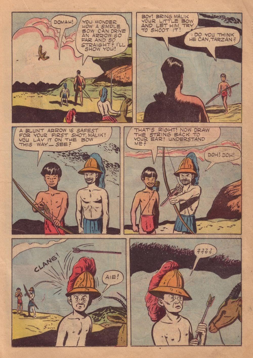 Tarzan (1948) issue 8 - Page 17