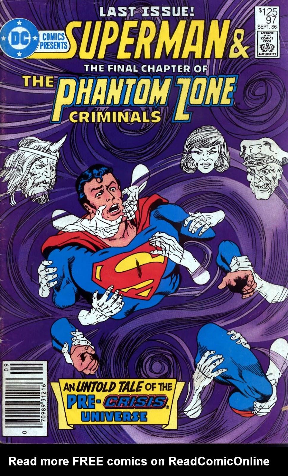 DC Comics Presents (1978) 97 Page 1