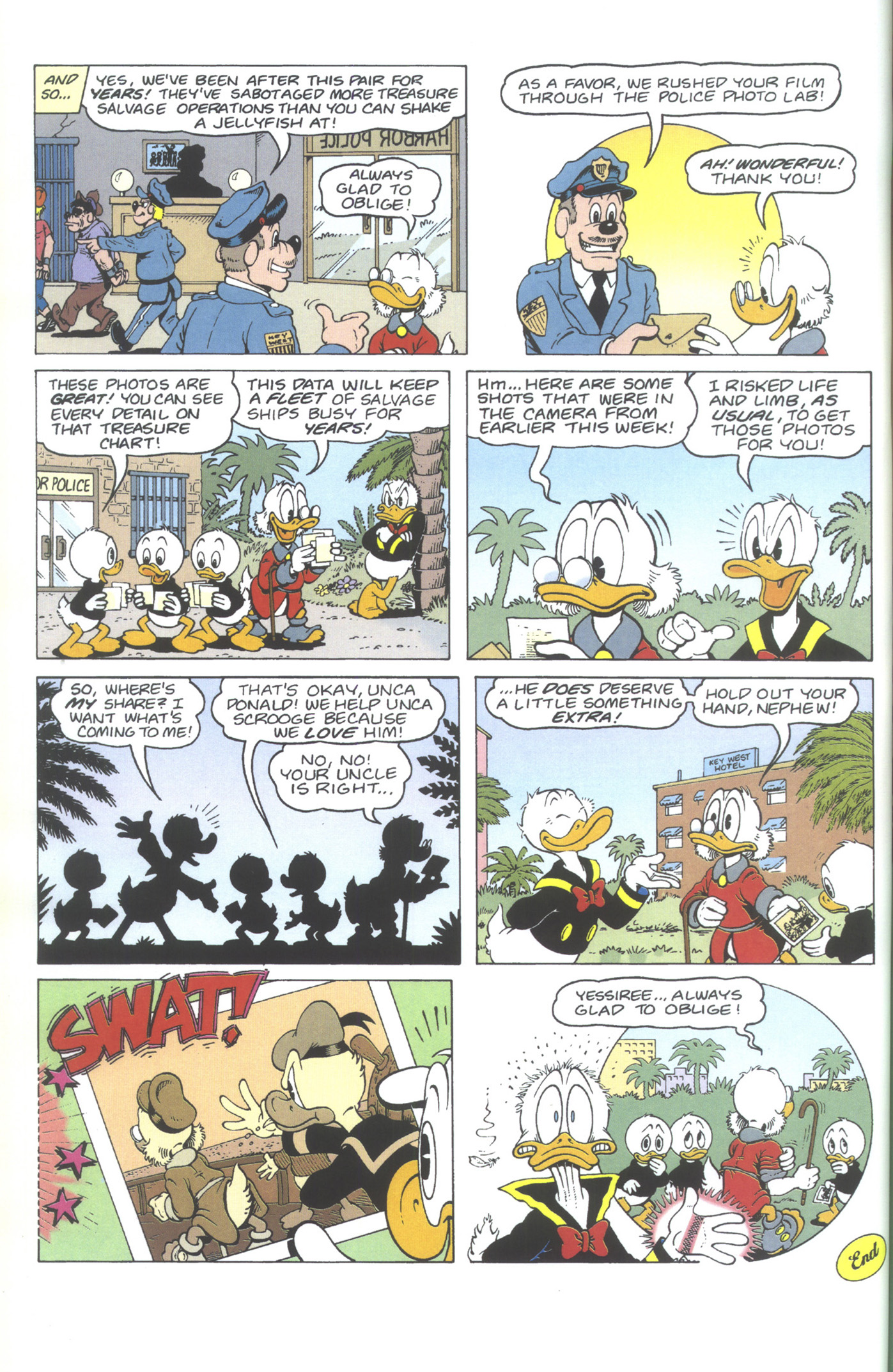 Read online Uncle Scrooge (1953) comic -  Issue #365 - 23