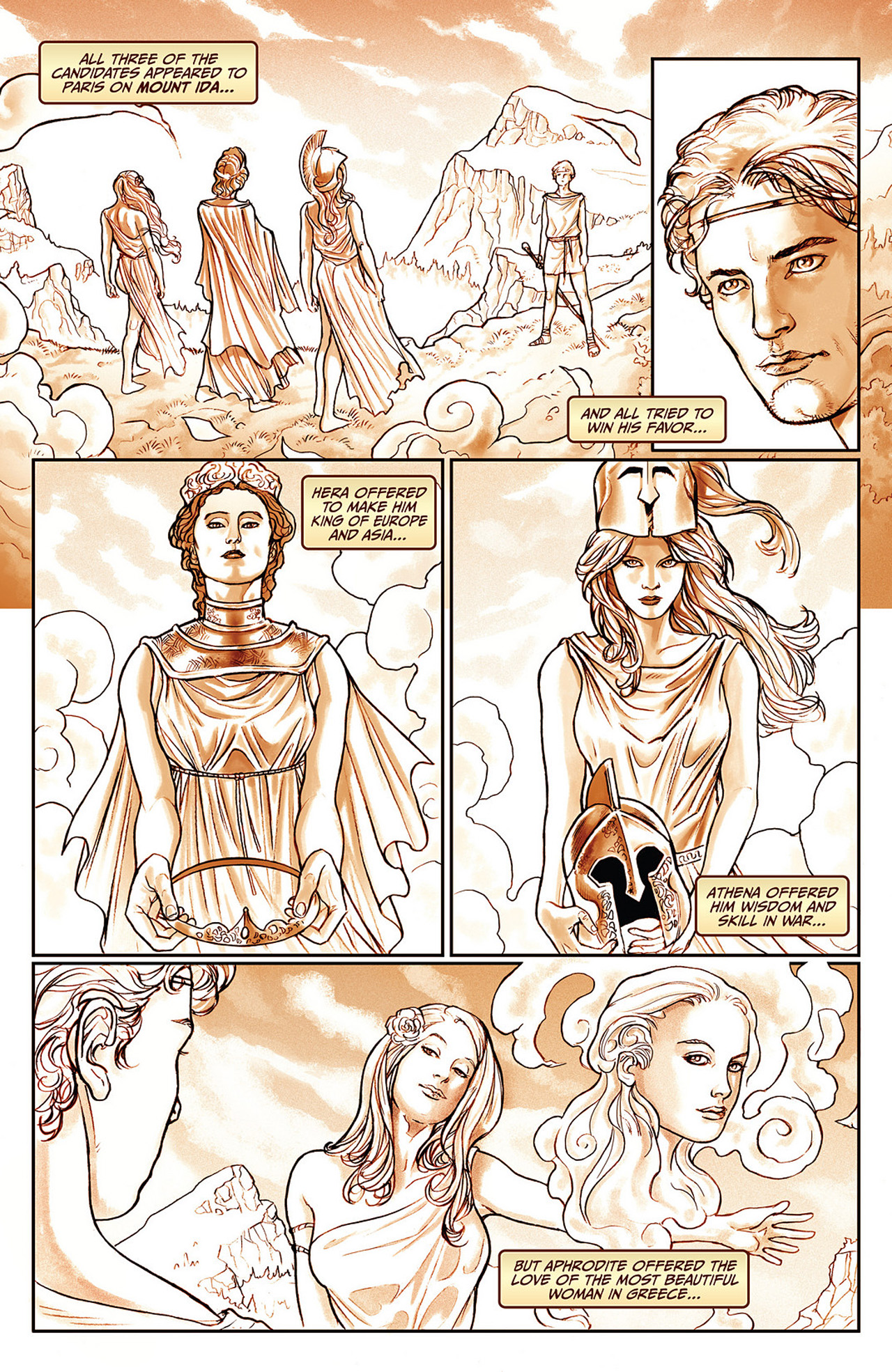 Read online Athena comic -  Issue #2 - 14
