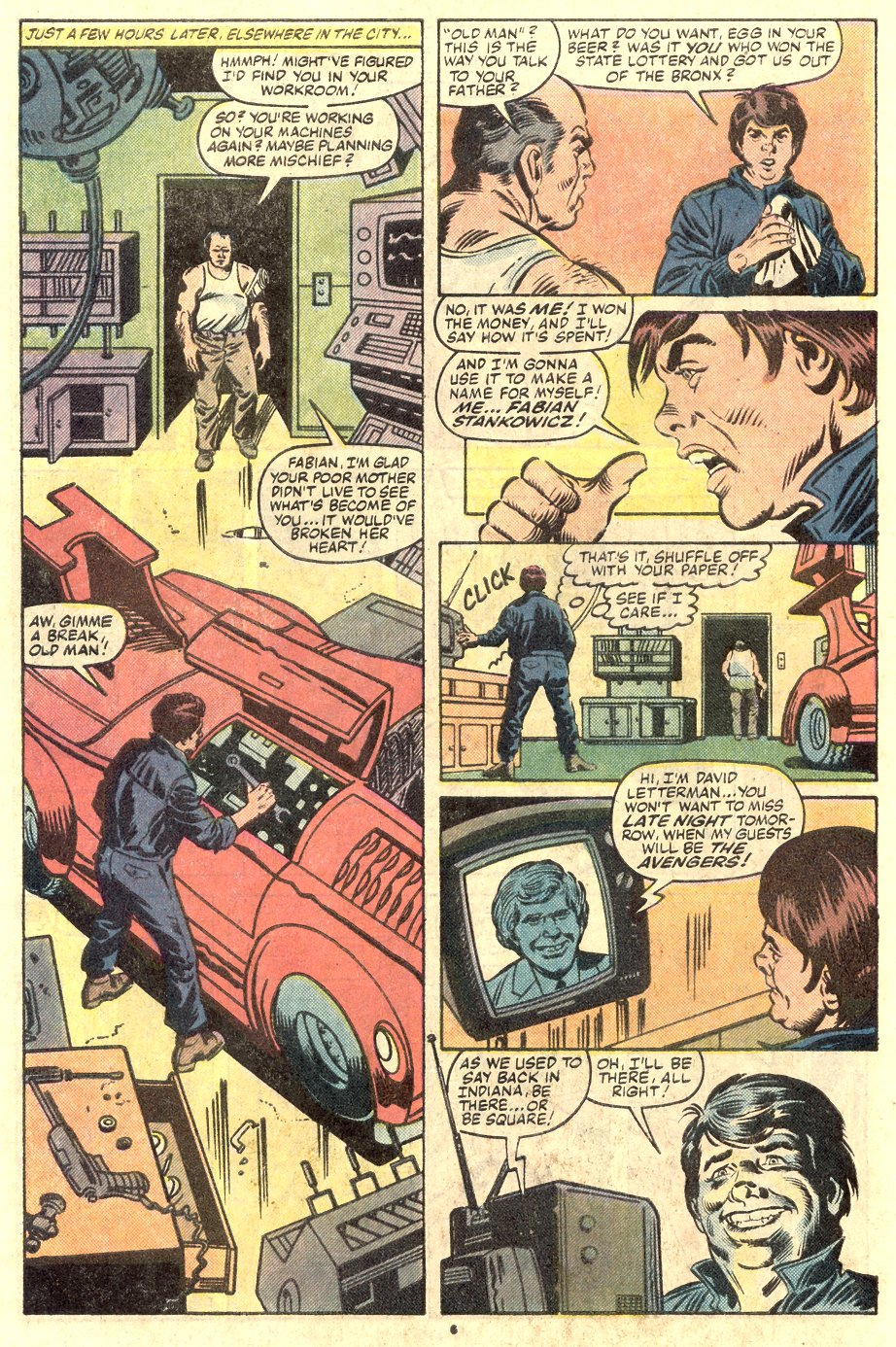 The Avengers (1963) 239 Page 6