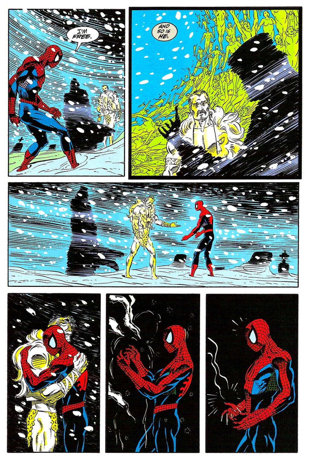 Read online The Amazing Spider-Man: Soul of the Hunter comic -  Issue # Full - 45