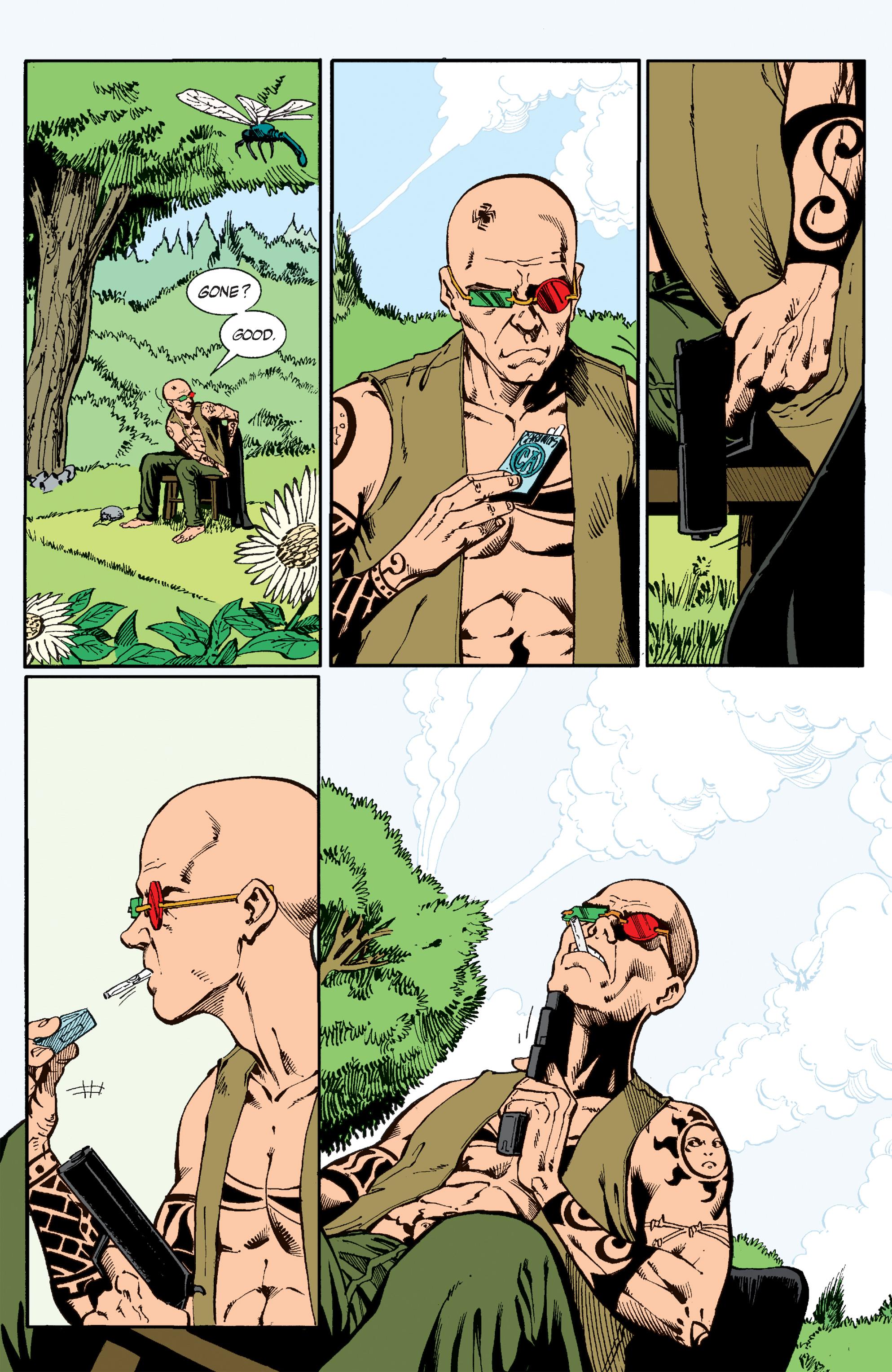 Read online Transmetropolitan comic -  Issue #60 - 19