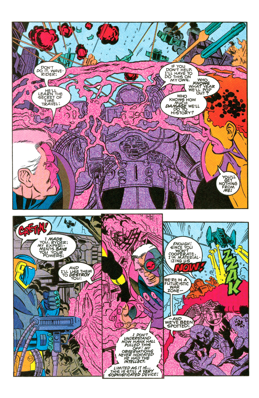 Read online Showcase '94 comic -  Issue #9 - 33