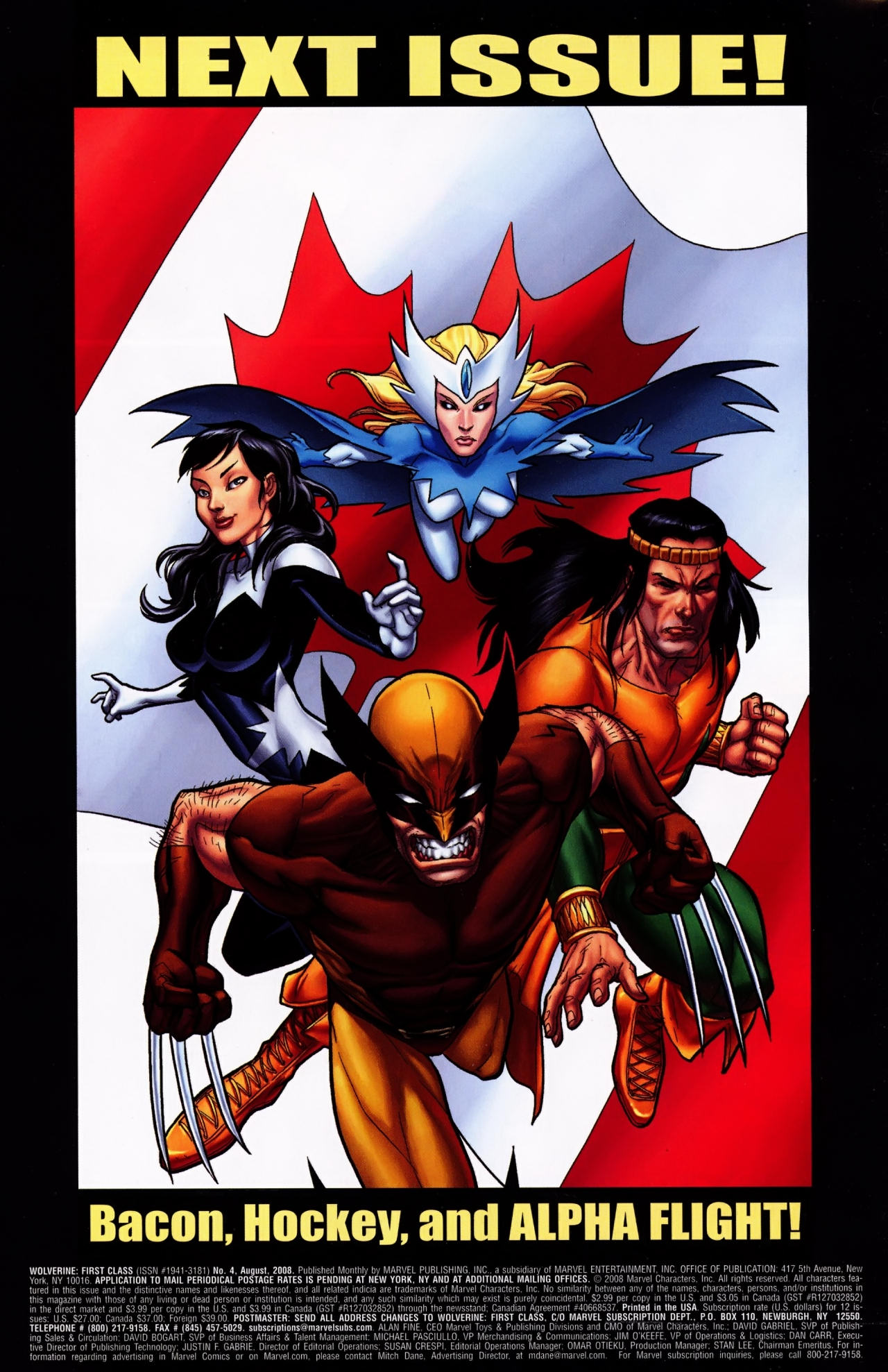 Read online Wolverine: First Class comic -  Issue #4 - 24