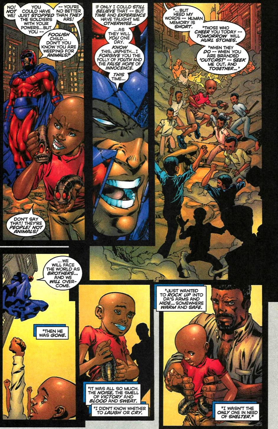 X-Men (1991) 76 Page 19