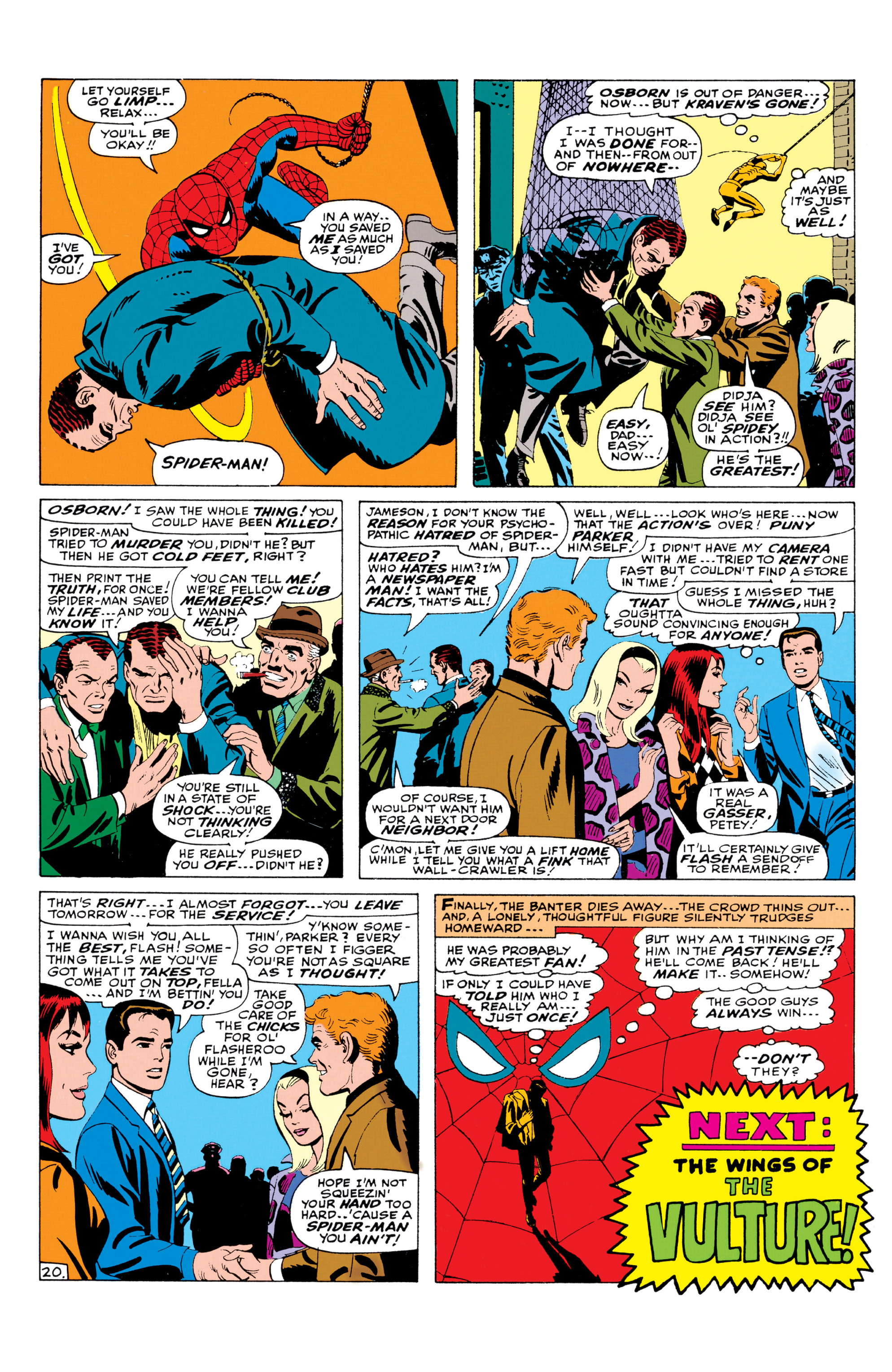 The Amazing Spider-Man (1963) 47 Page 20