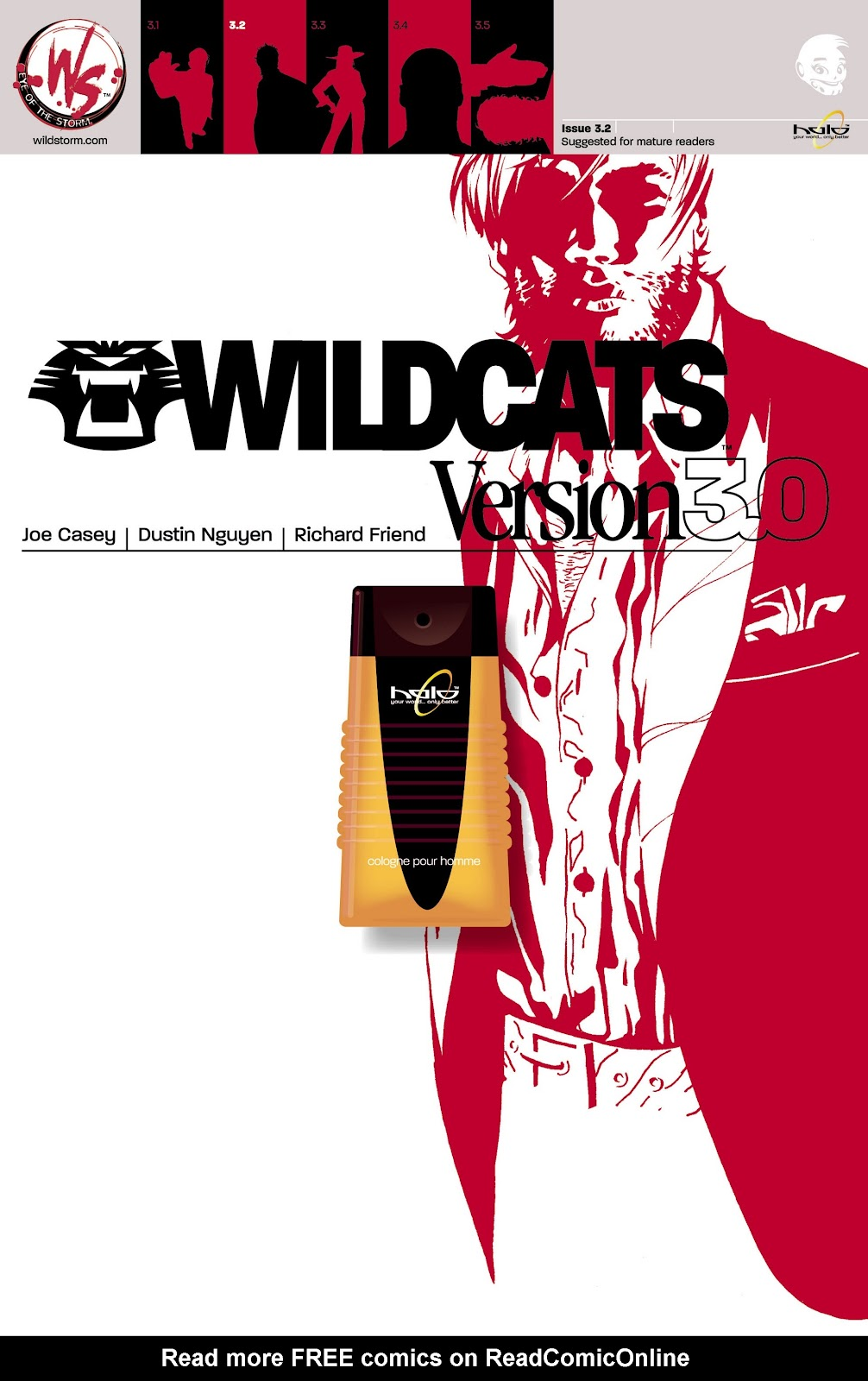 Wildcats Version 3.0 Issue #2 #2 - English 1