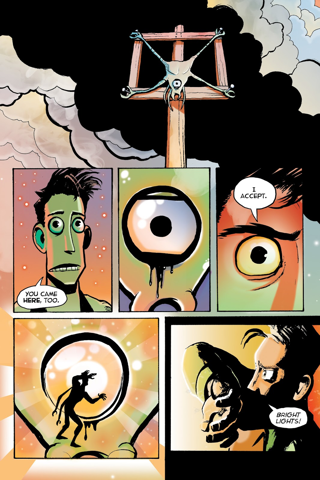 Read online Creature Tech (2019) comic -  Issue # TPB (Part 2) - 68