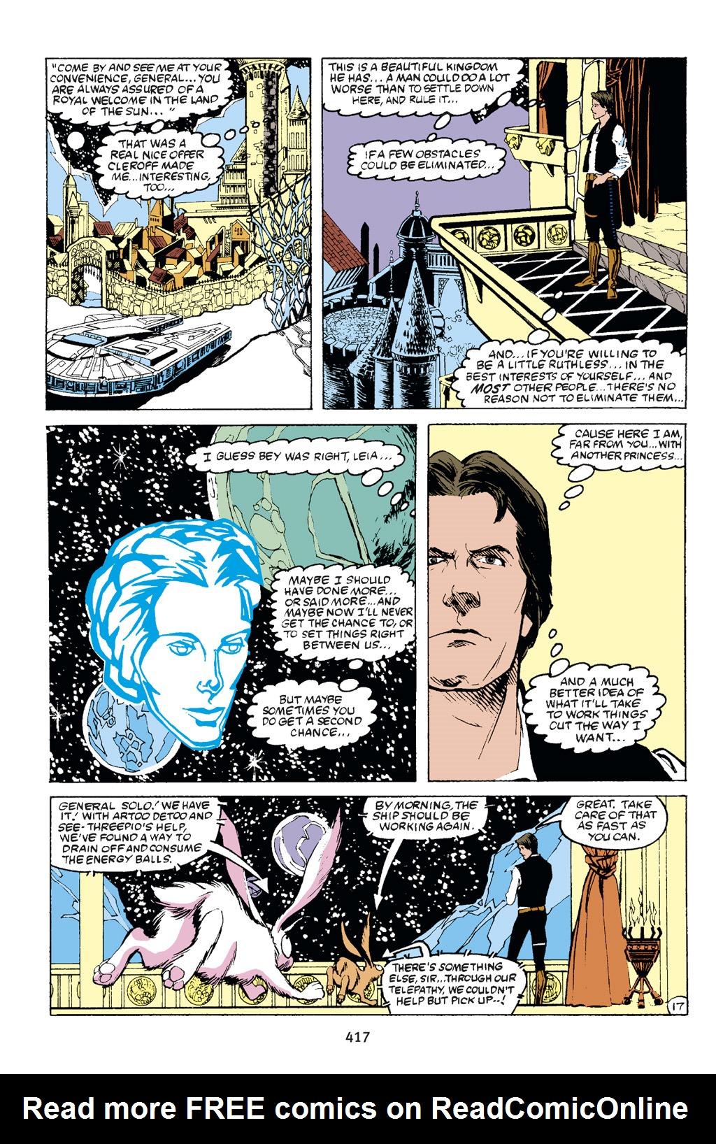 Read online Star Wars Omnibus comic -  Issue # Vol. 21.5 - 144