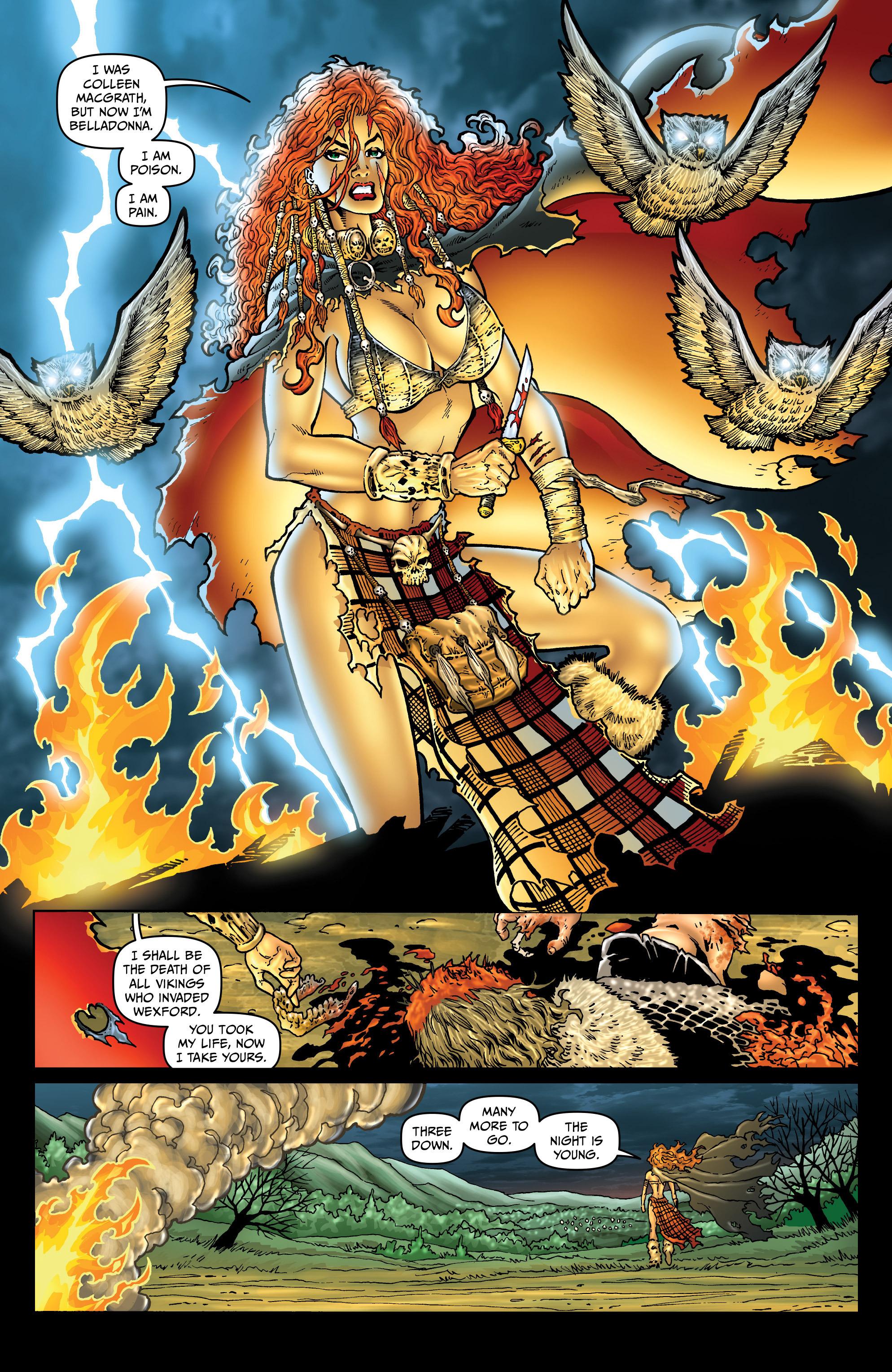 Read online Belladonna: Origins comic -  Issue #1 - 12