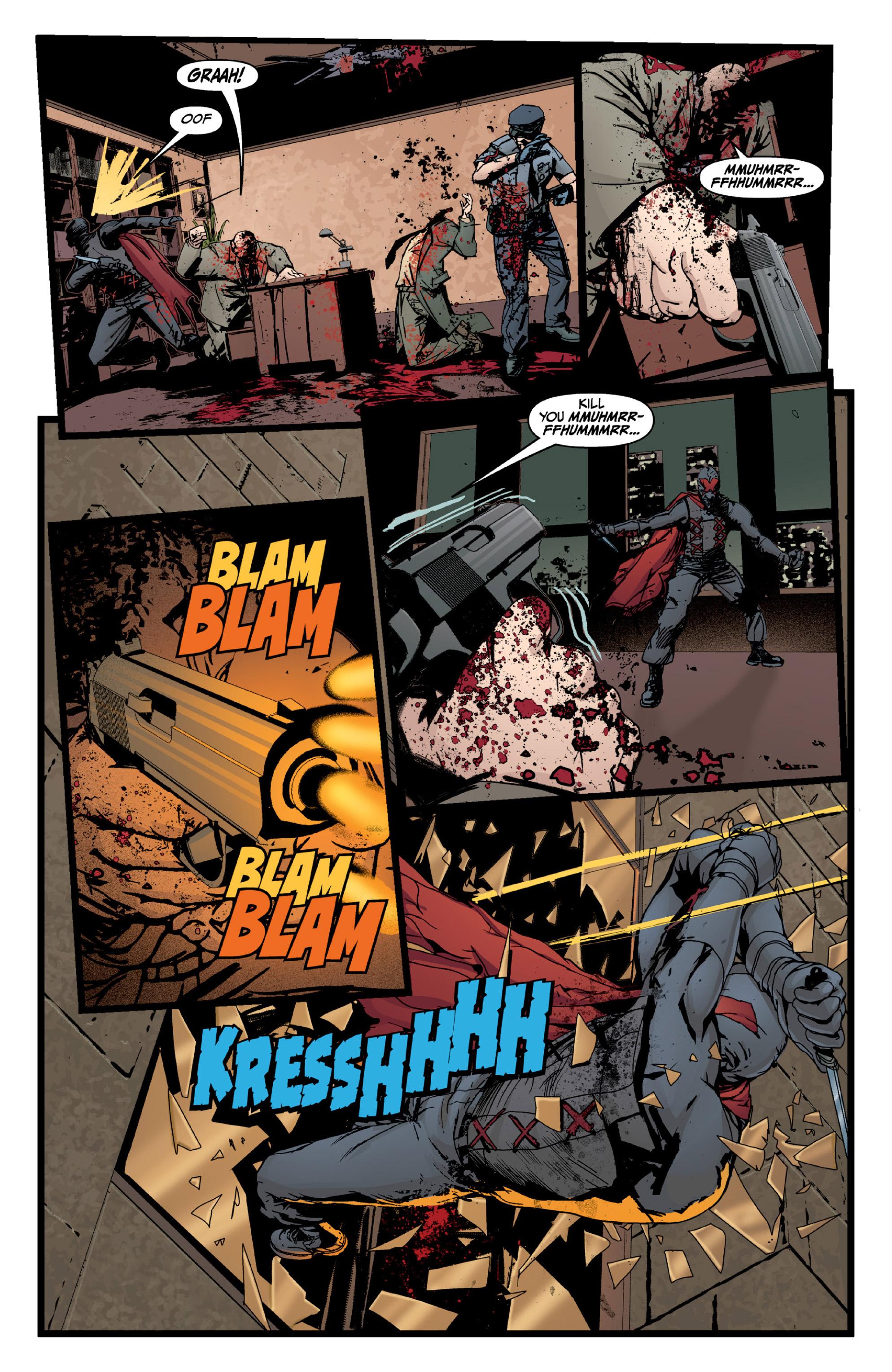 Read online X: Big Bad comic -  Issue # Full - 70