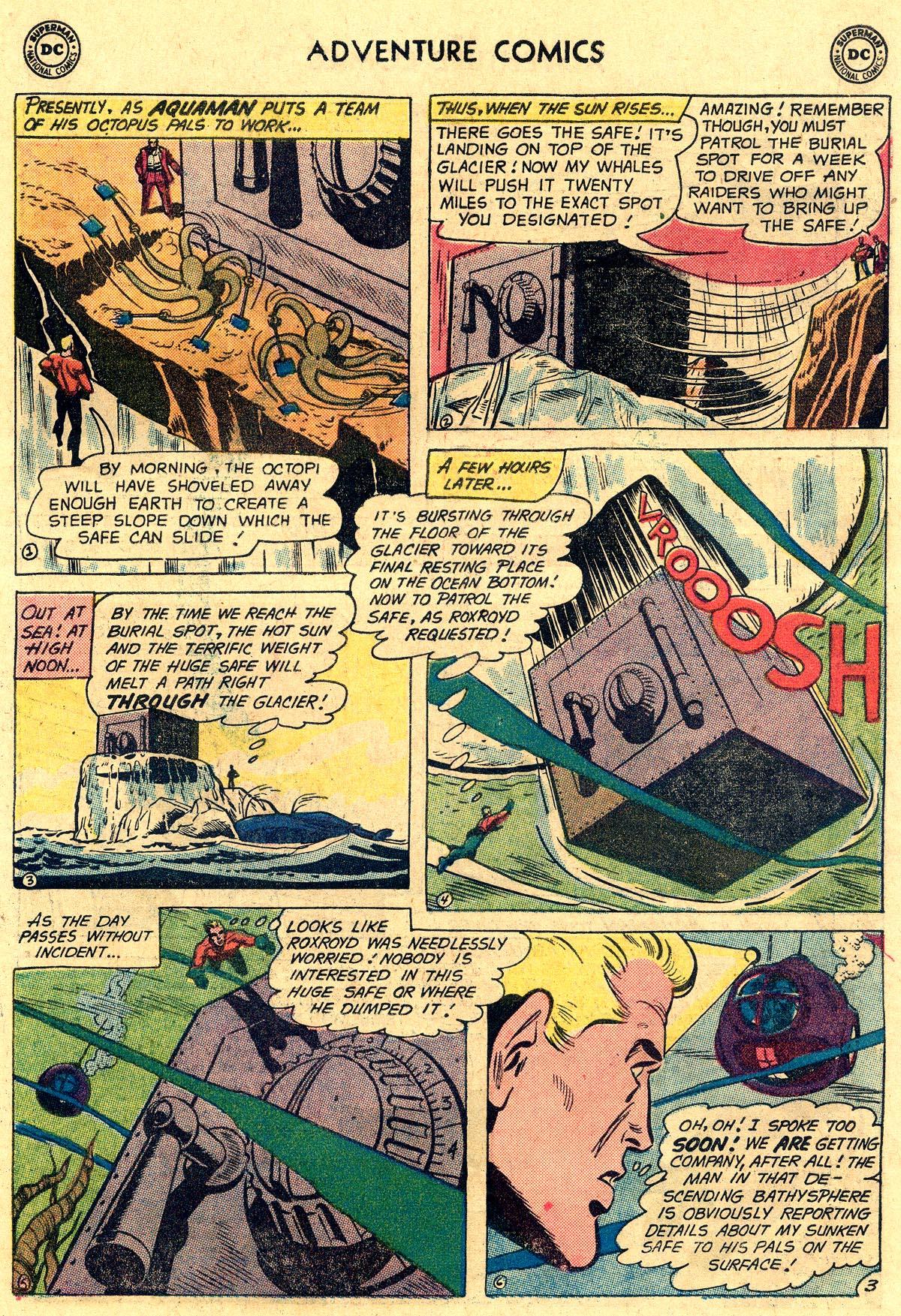 Read online Adventure Comics (1938) comic -  Issue #265 - 19