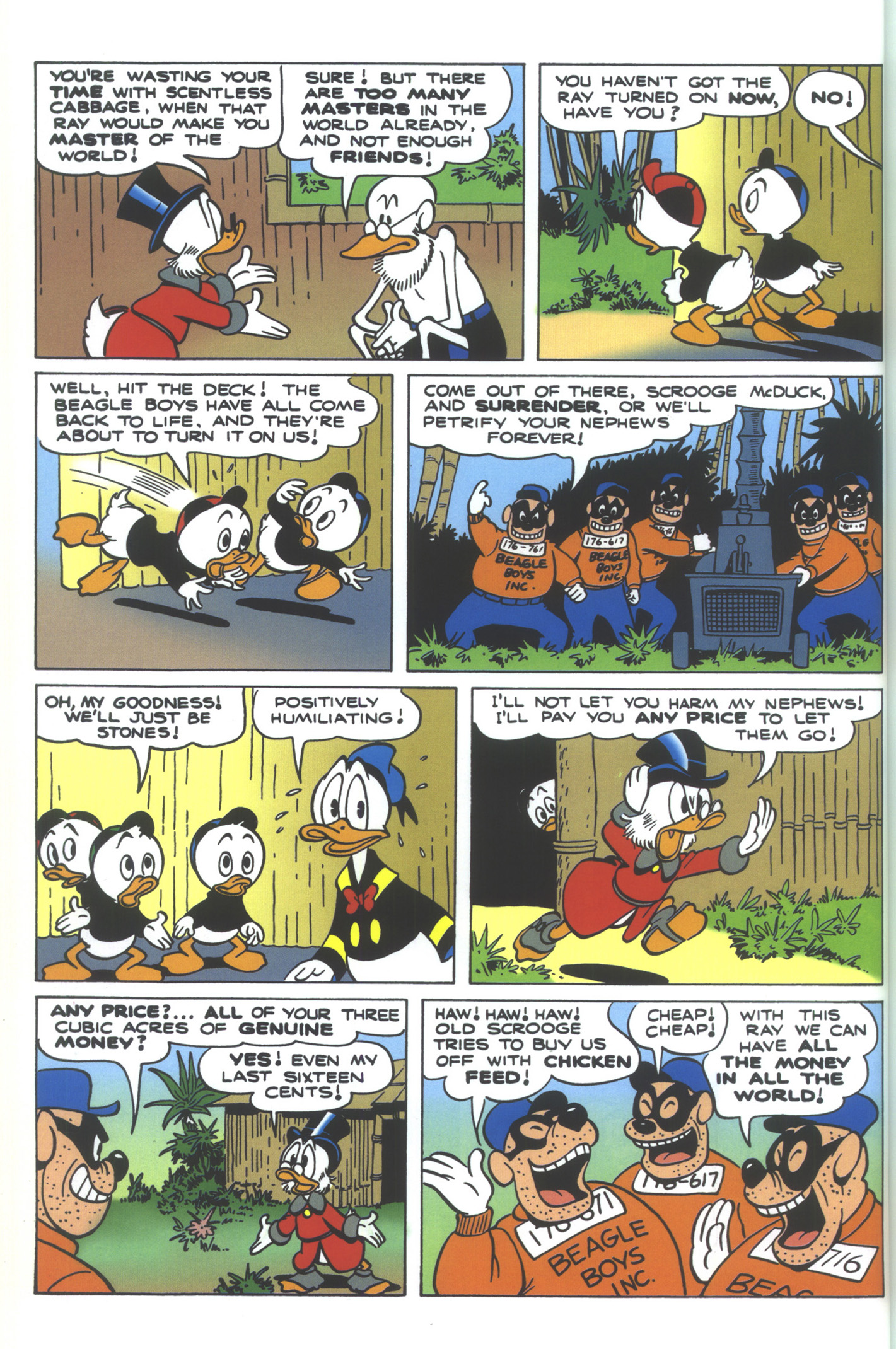 Read online Uncle Scrooge (1953) comic -  Issue #355 - 26