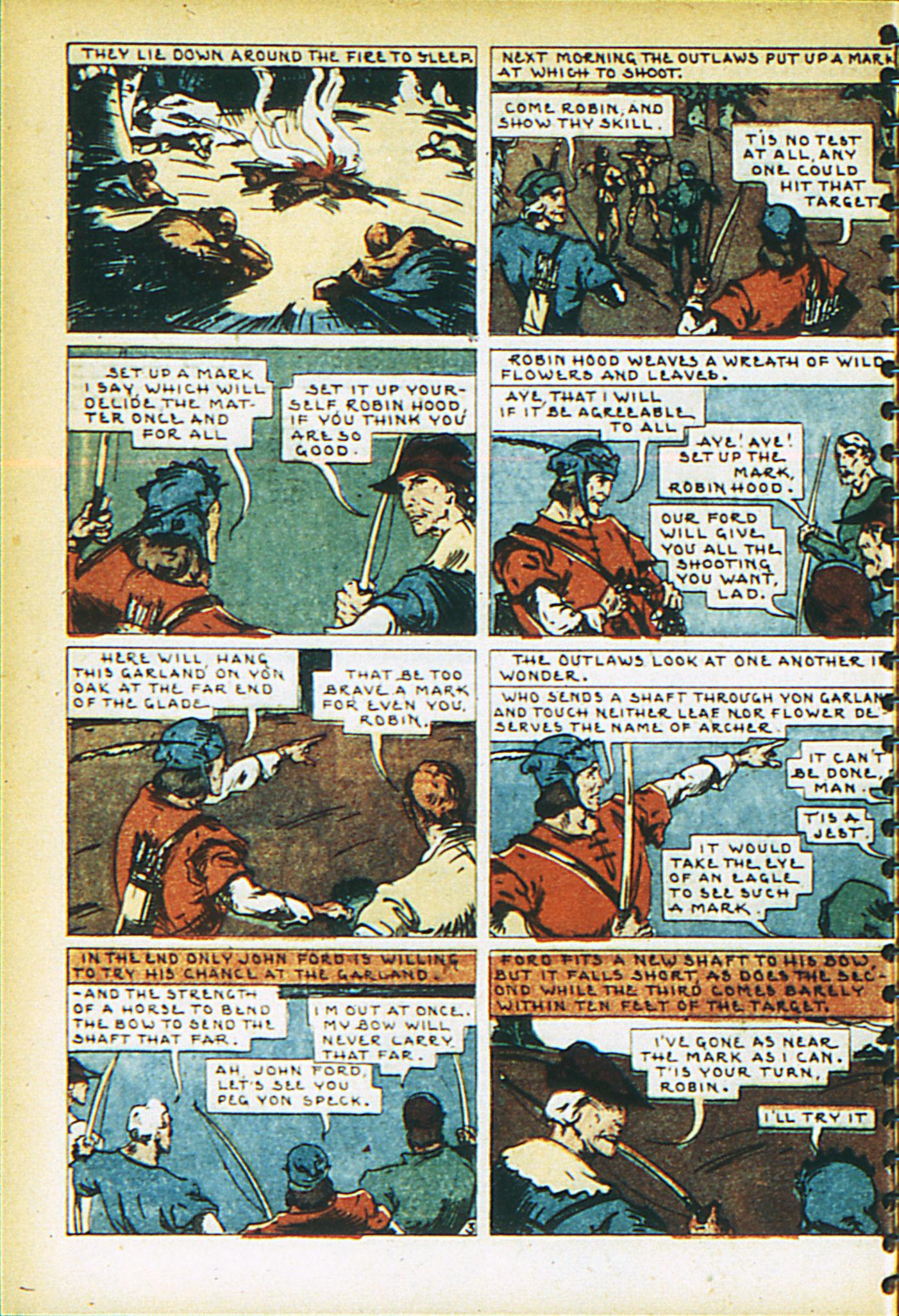 Read online Adventure Comics (1938) comic -  Issue #26 - 53