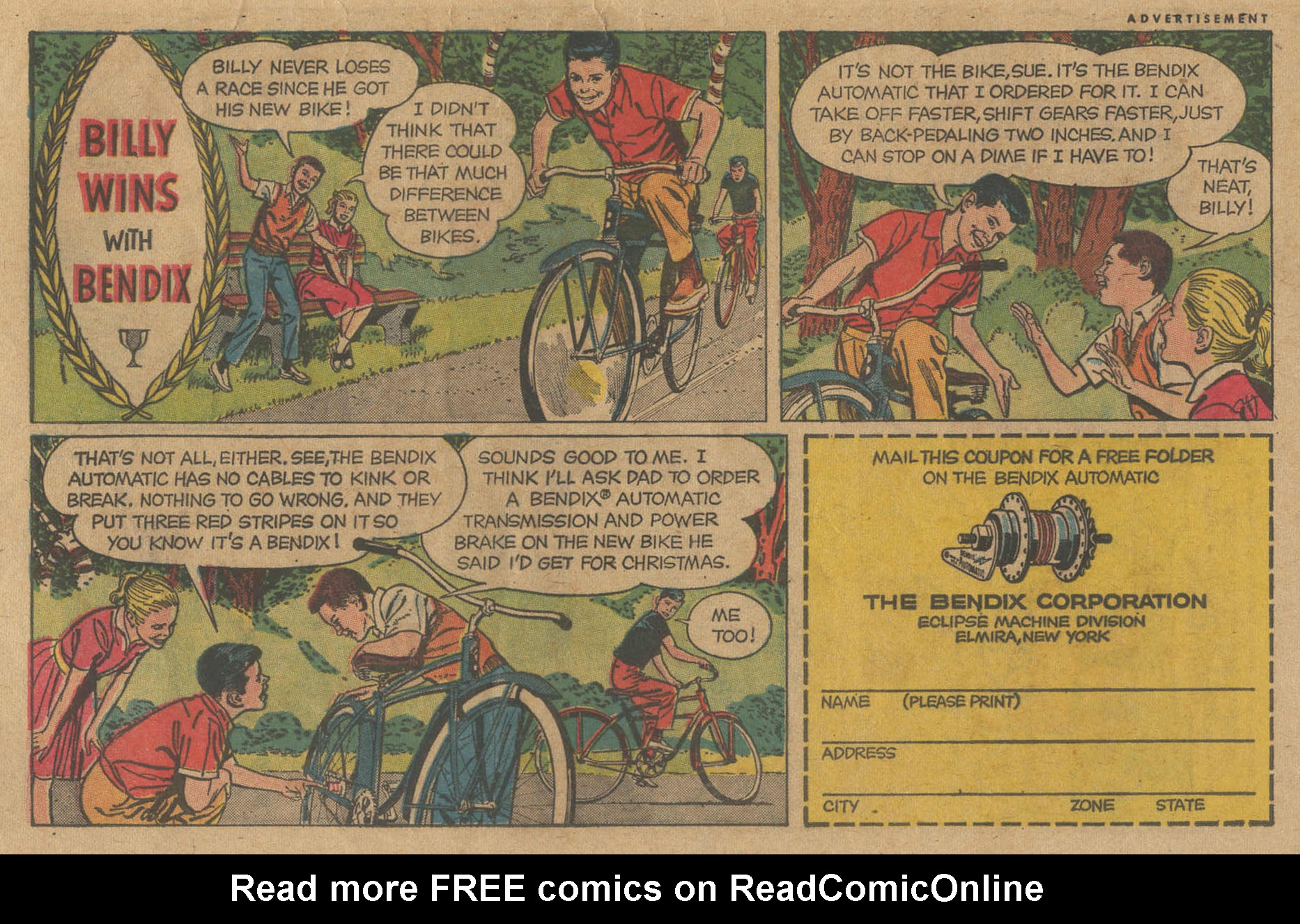 Read online Archie (1960) comic -  Issue #141 - 9