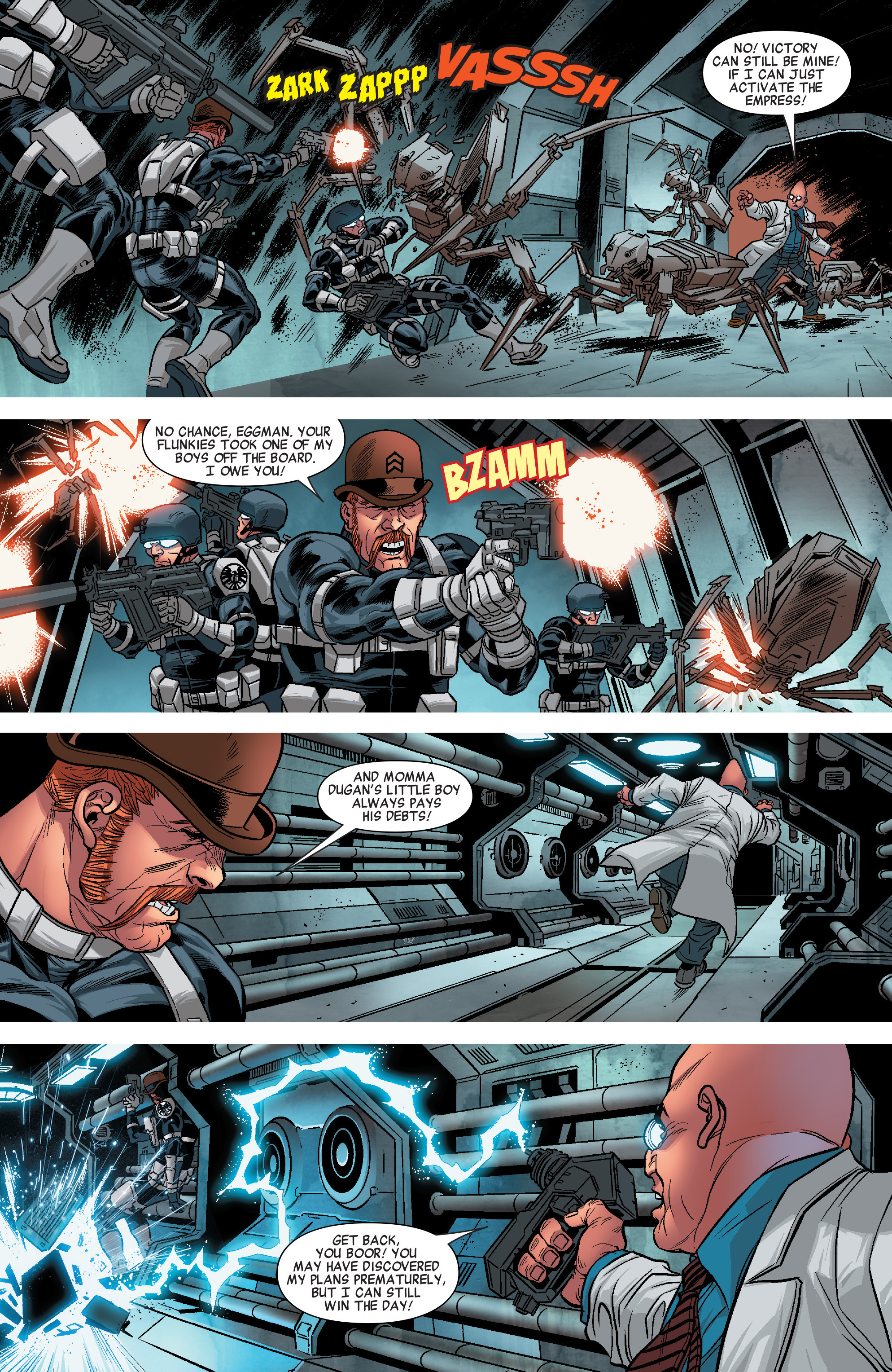 Read online Solo (2016) comic -  Issue #4 - 15