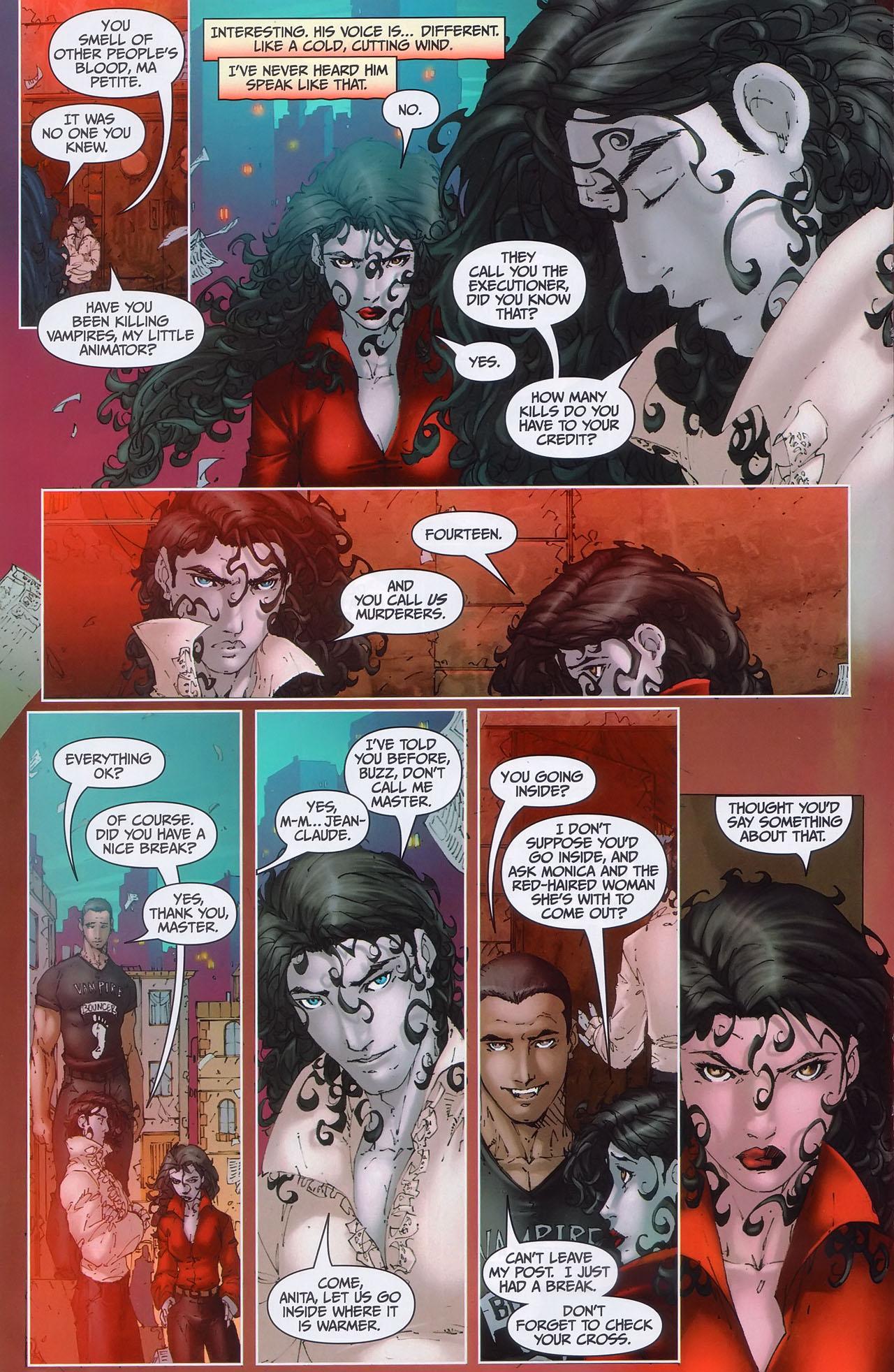 Read online Anita Blake, Vampire Hunter: Guilty Pleasures comic -  Issue #1 - 20