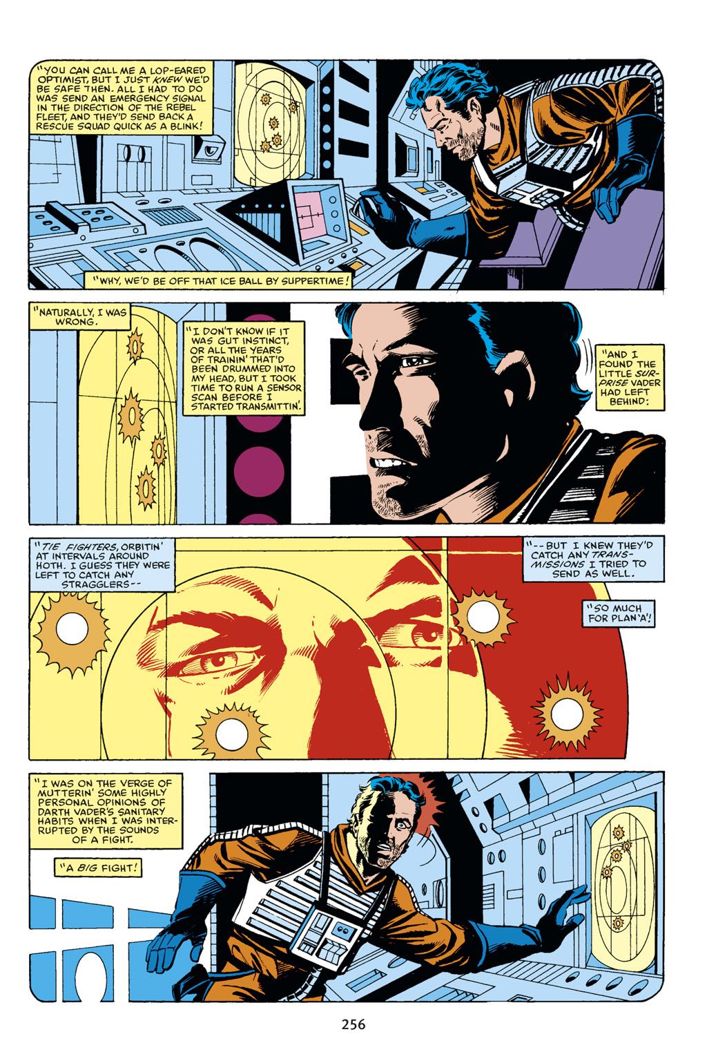 Read online Star Wars Omnibus comic -  Issue # Vol. 18 - 241