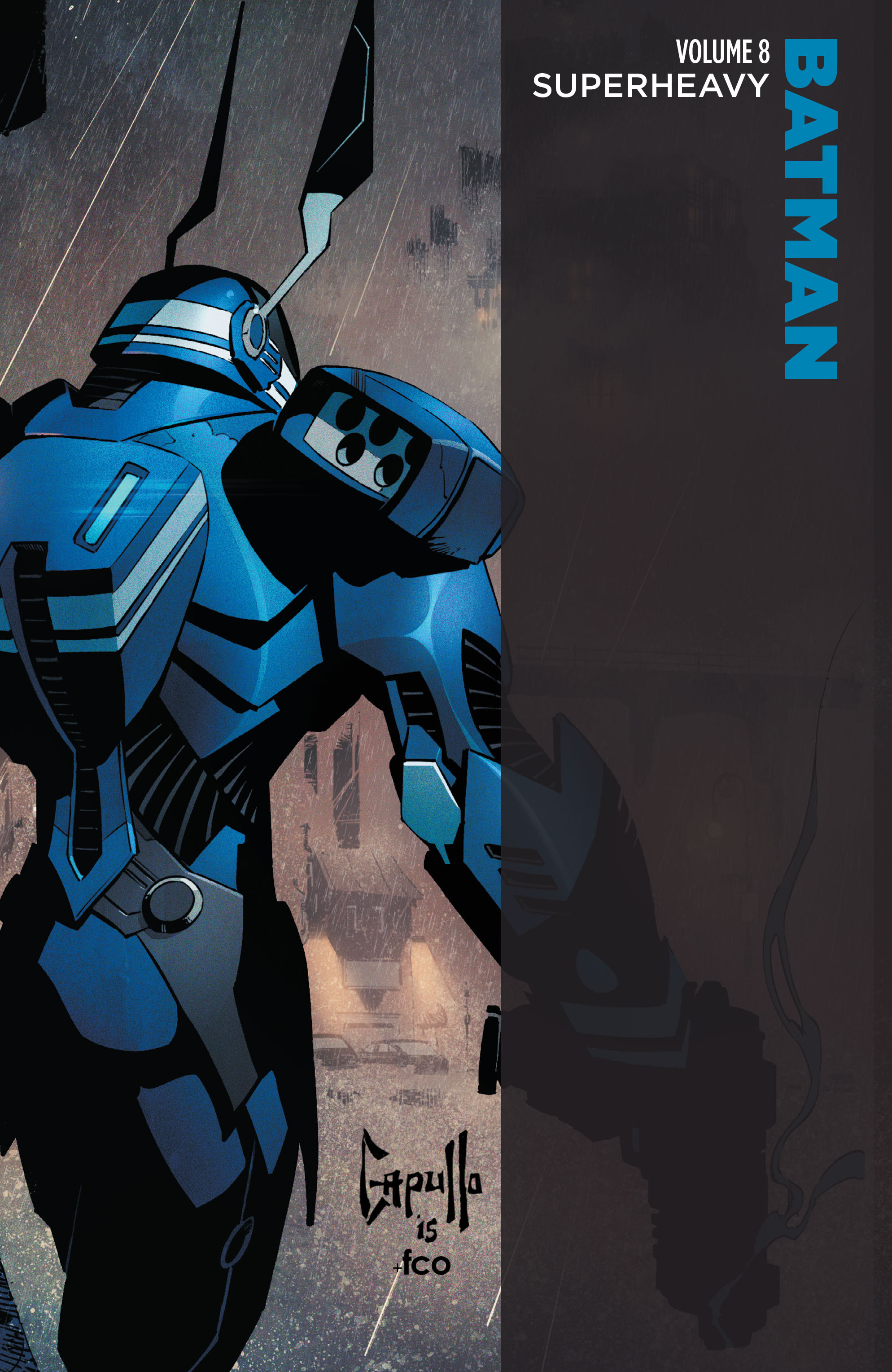 Read online Batman (2011) comic -  Issue # _TPB 8 - 2