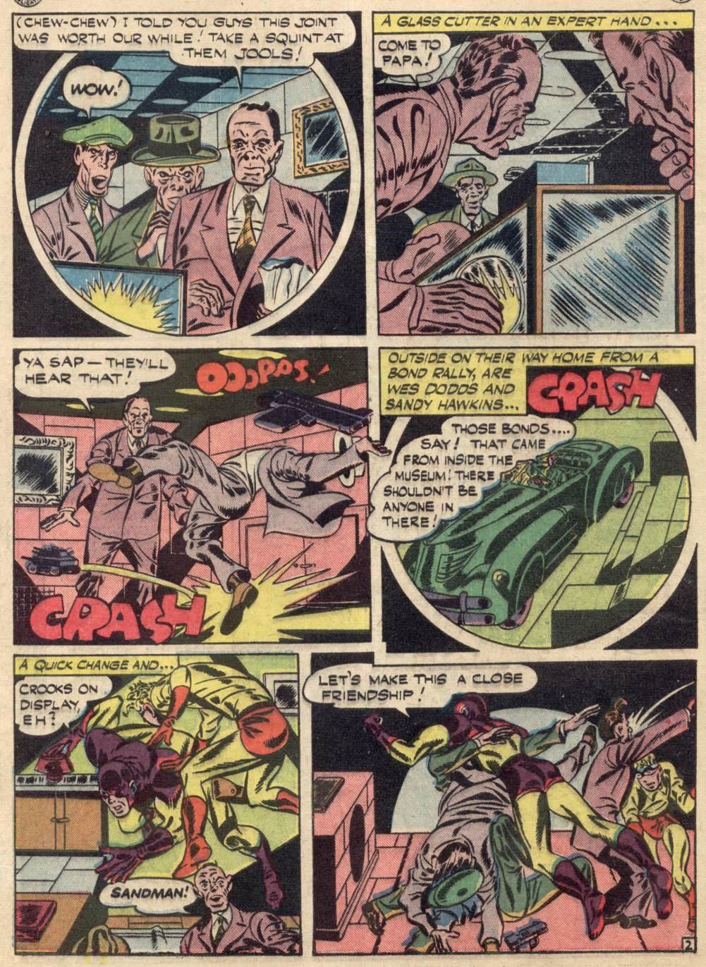 Read online Adventure Comics (1938) comic -  Issue #100 - 4