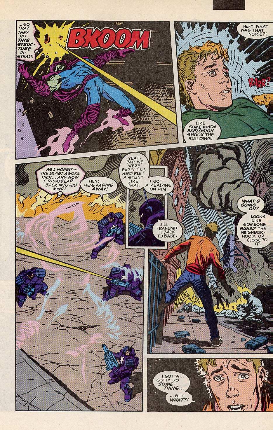 Read online Sleepwalker comic -  Issue #10 - 12