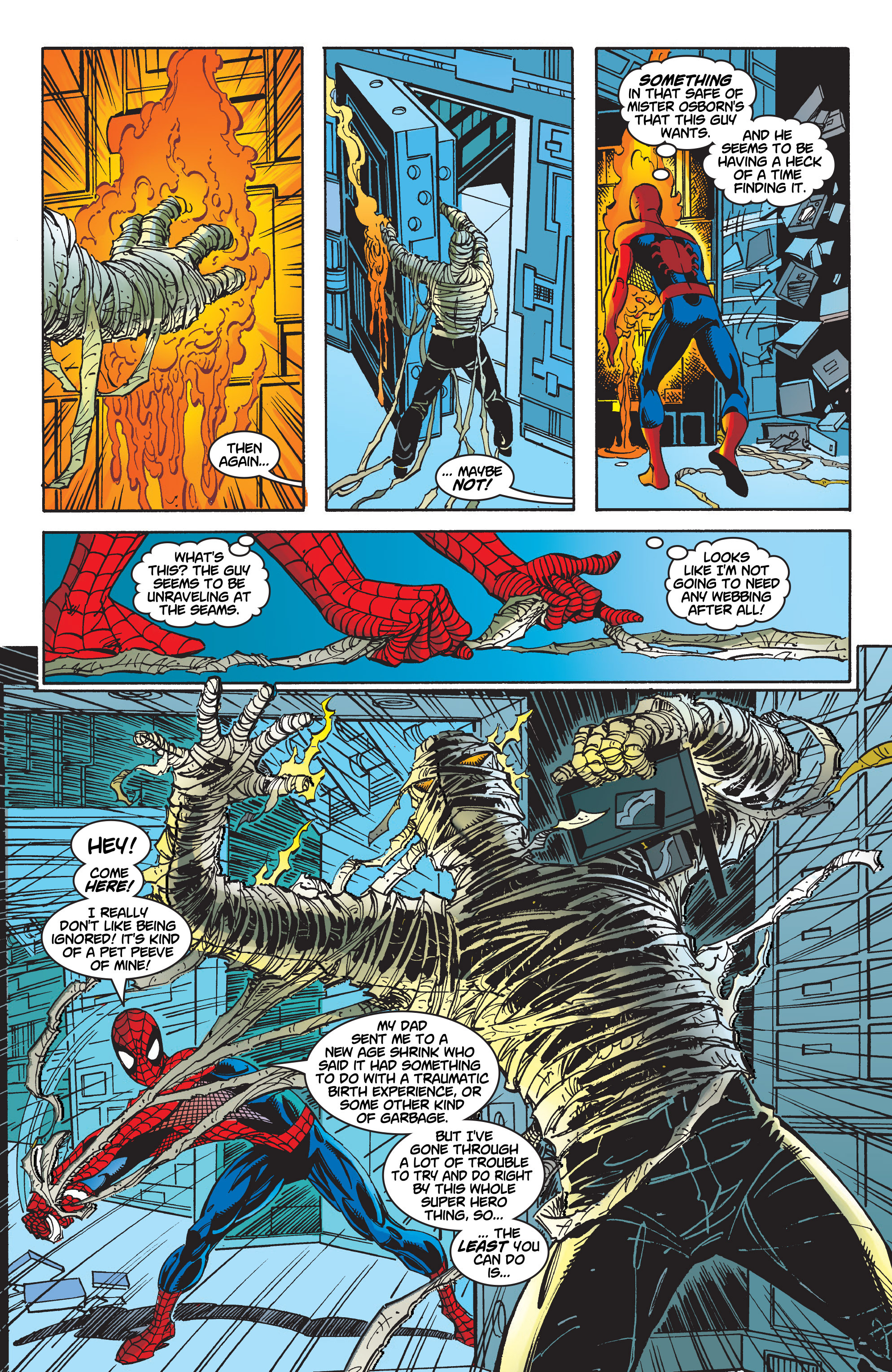 The Amazing Spider-Man (1999) 2 Page 15
