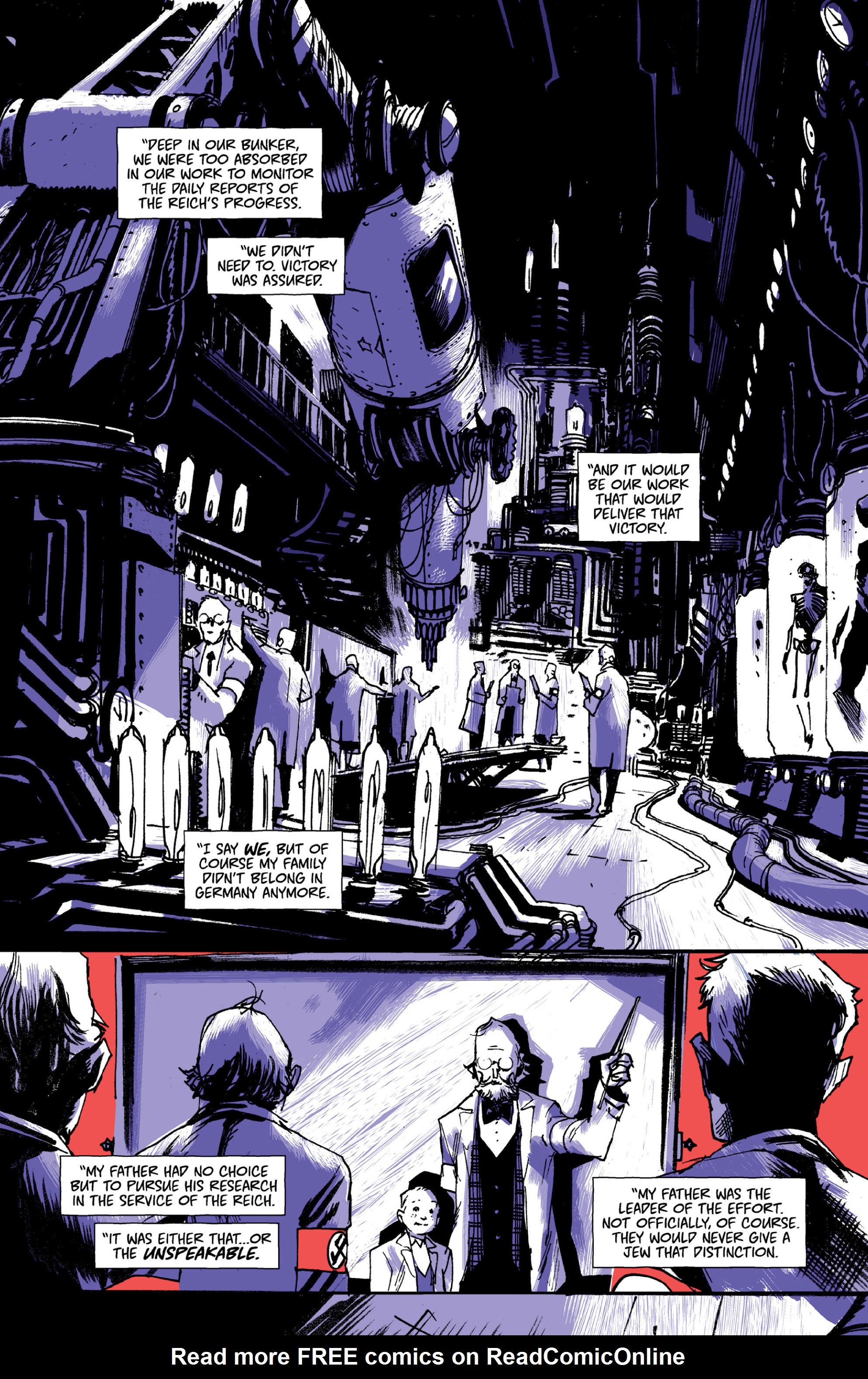 Read online Ei8ht comic -  Issue # TPB - 84