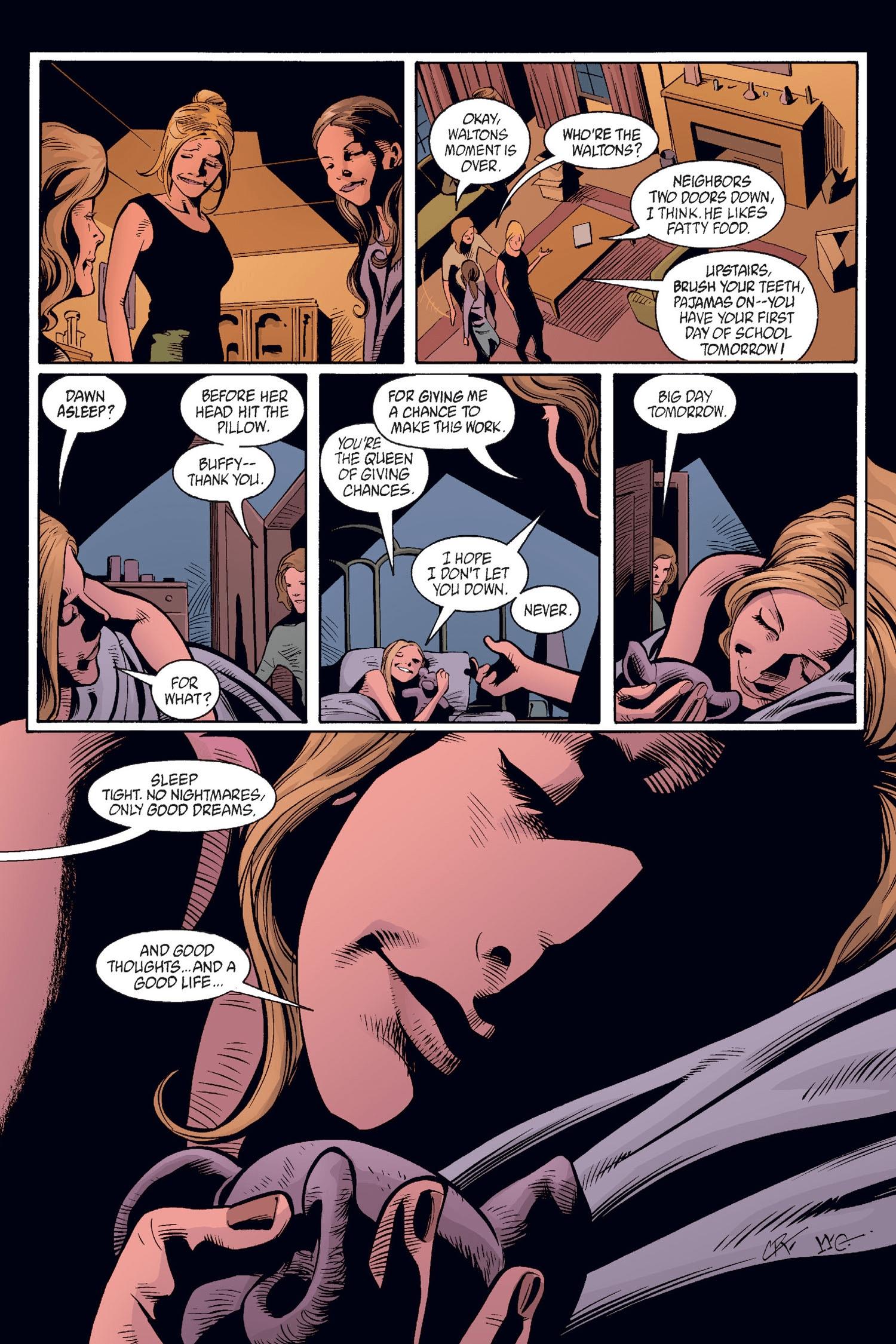 Read online Buffy the Vampire Slayer: Omnibus comic -  Issue # TPB 2 - 106