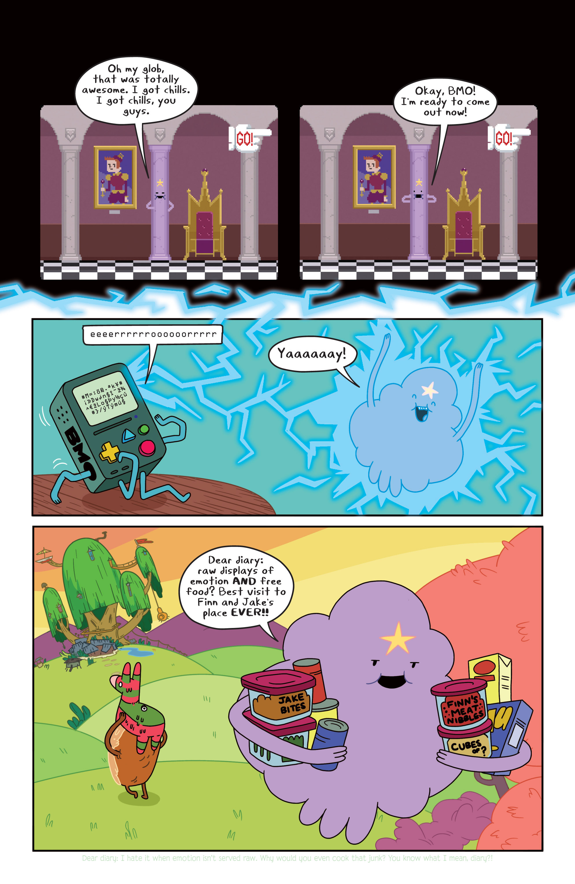 Adventure Time 12 Page 8