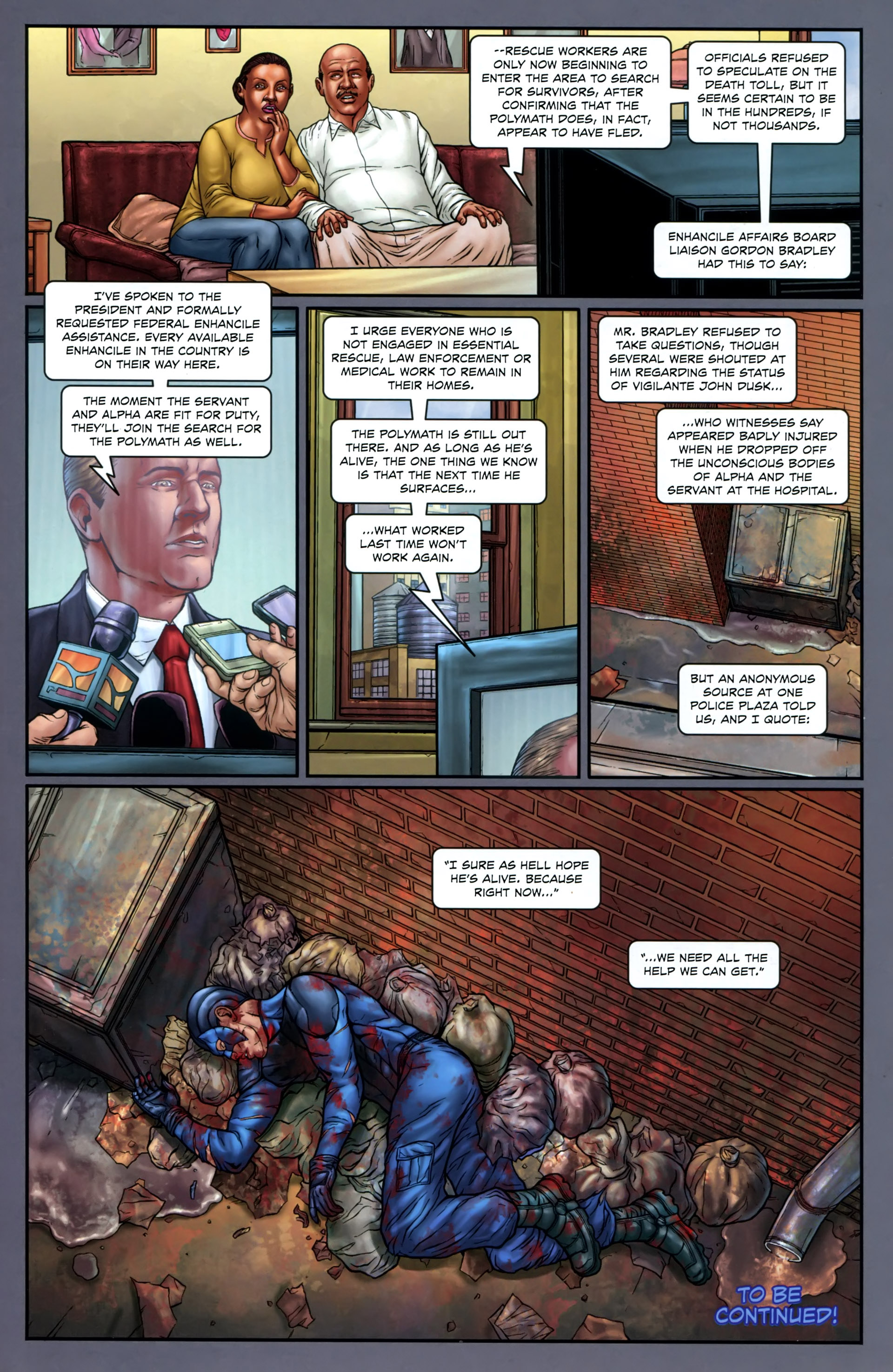 Read online Absolution: Rubicon comic -  Issue #2 - 24