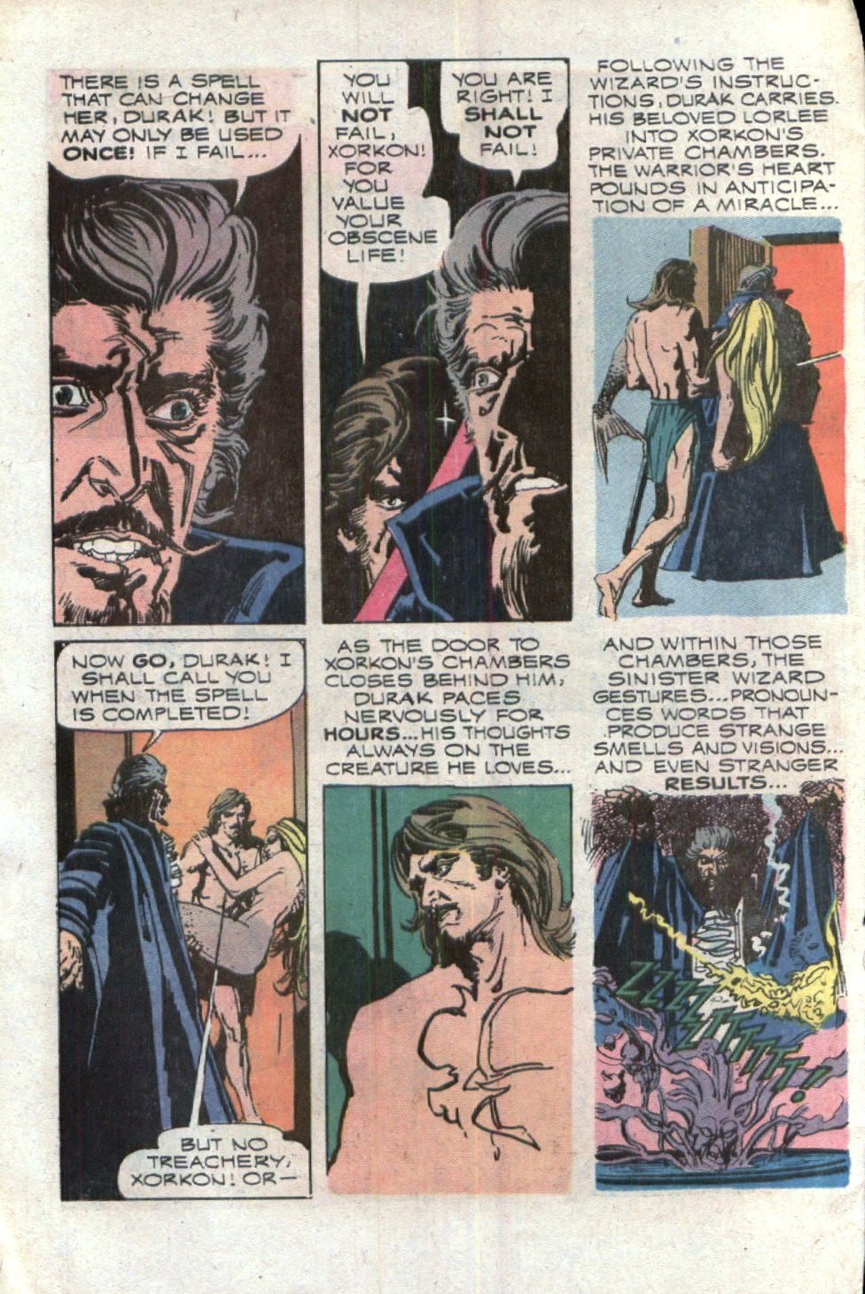 Read online Dr. Spektor Presents Spine-Tingling Tales comic -  Issue #3 - 26