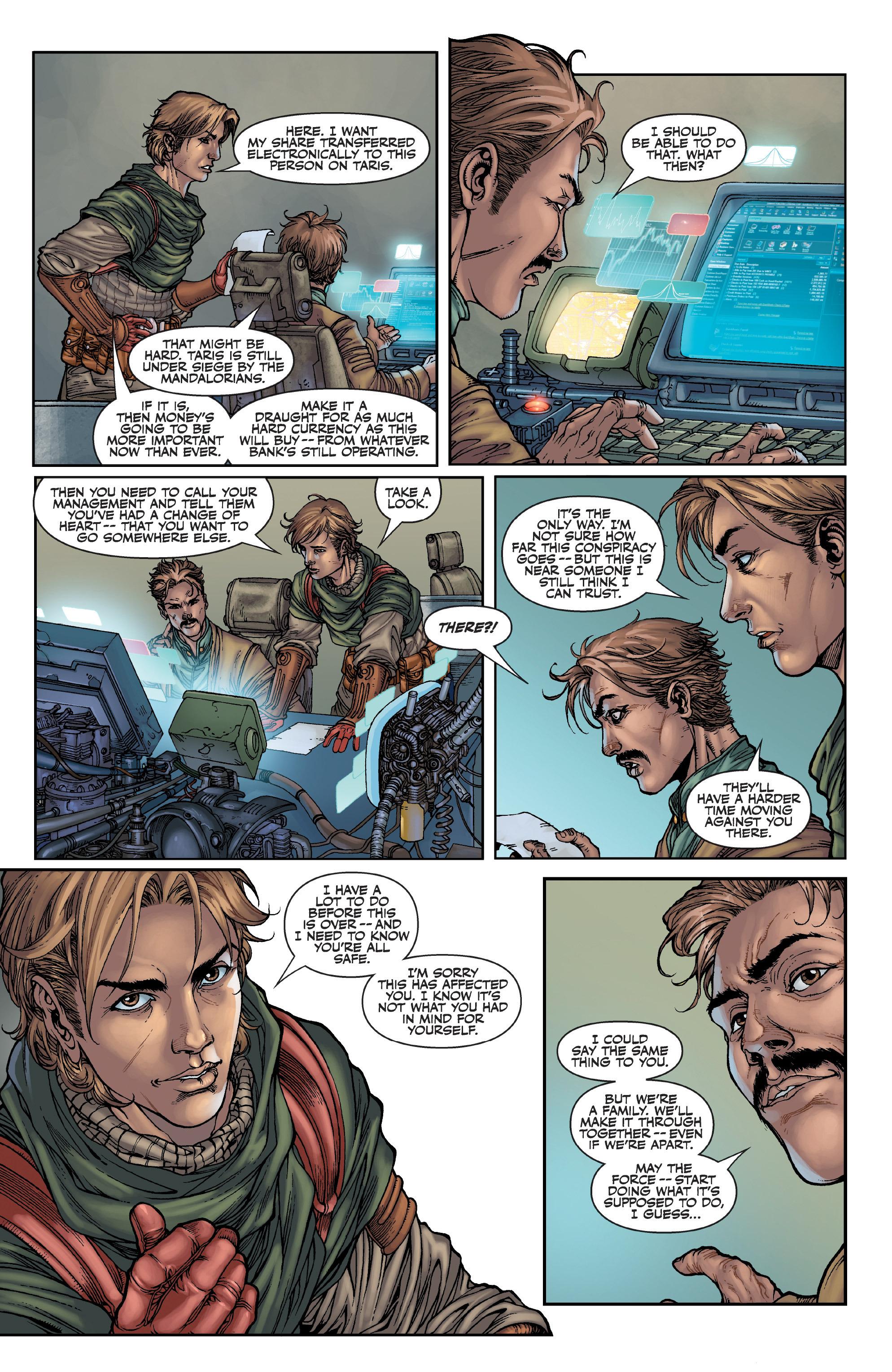 Read online Star Wars Omnibus comic -  Issue # Vol. 29 - 272