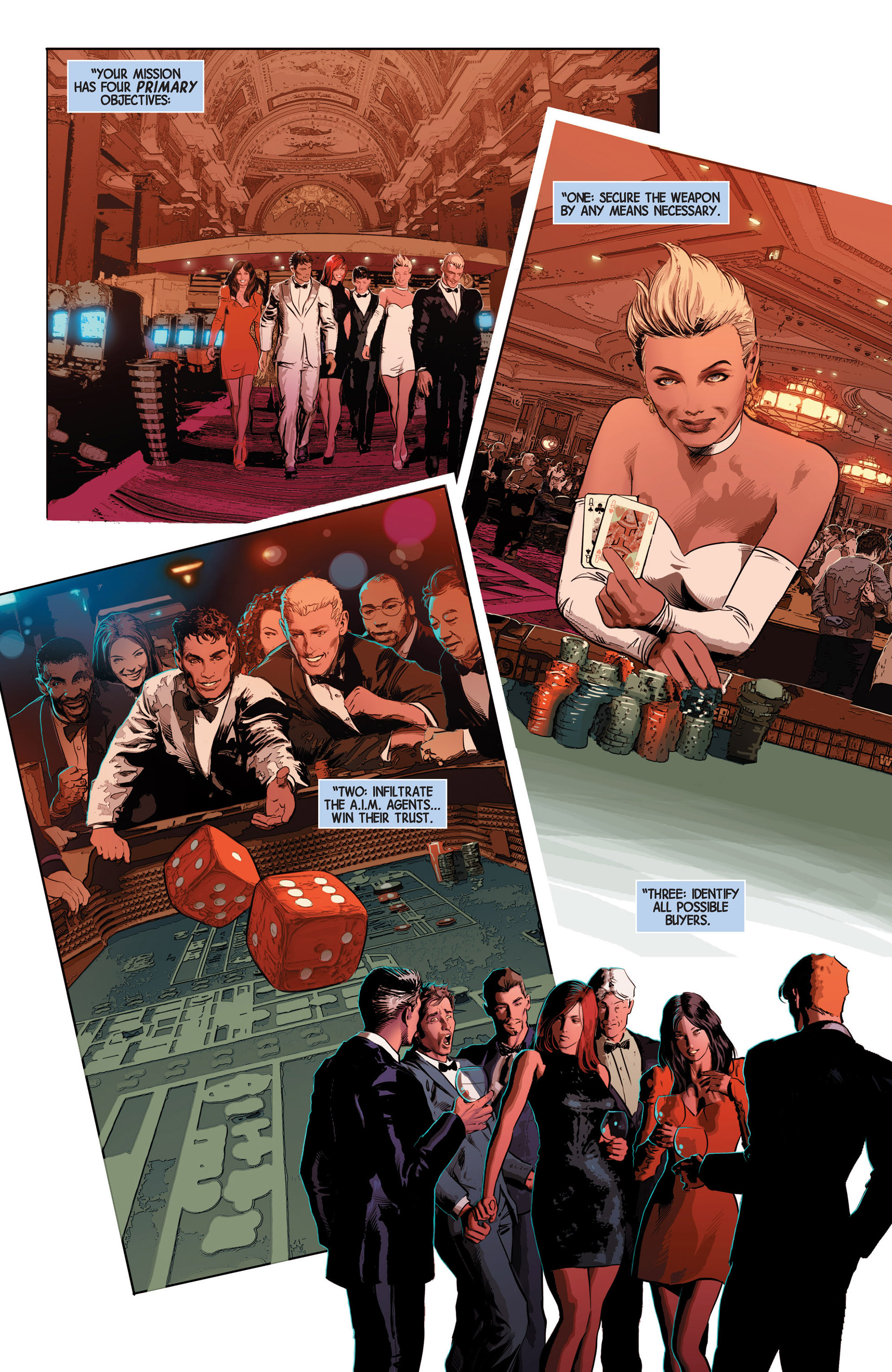 Read online Avengers (2013) comic -  Issue #11 - 6