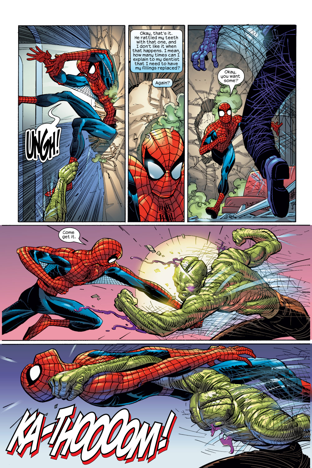 The Amazing Spider-Man (1999) 52 Page 5
