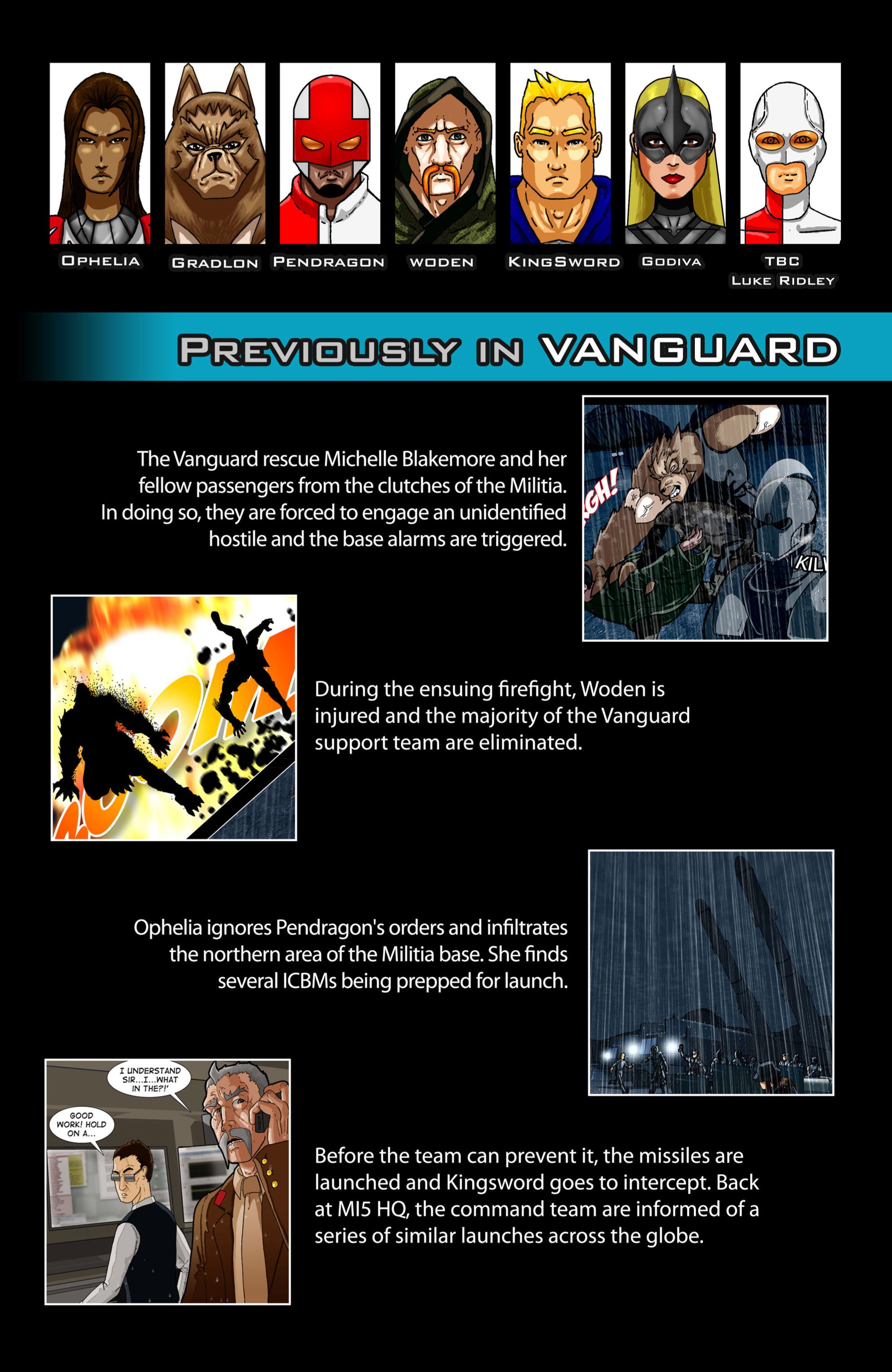 Read online Vanguard (2015) comic -  Issue #3 - 3