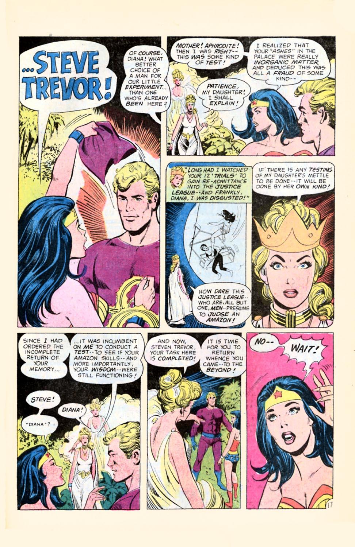 Read online Wonder Woman (1942) comic -  Issue #223 - 18