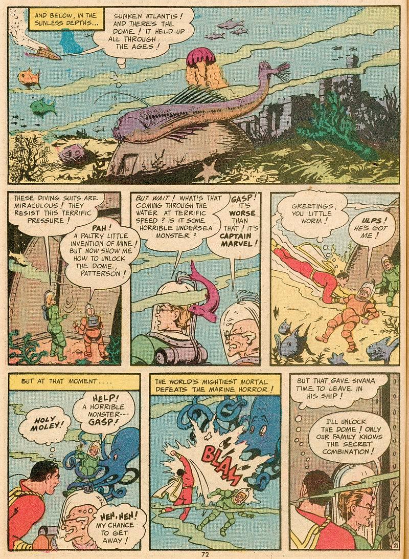 Read online Shazam! (1973) comic -  Issue #12 - 61