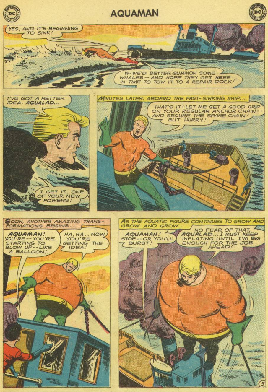 Read online Aquaman (1962) comic -  Issue #14 - 7