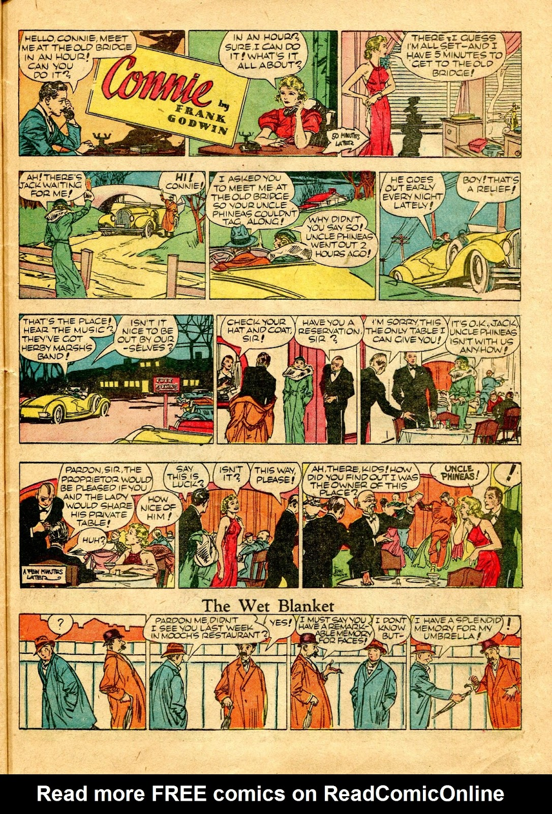 Read online Famous Funnies comic -  Issue #64 - 56