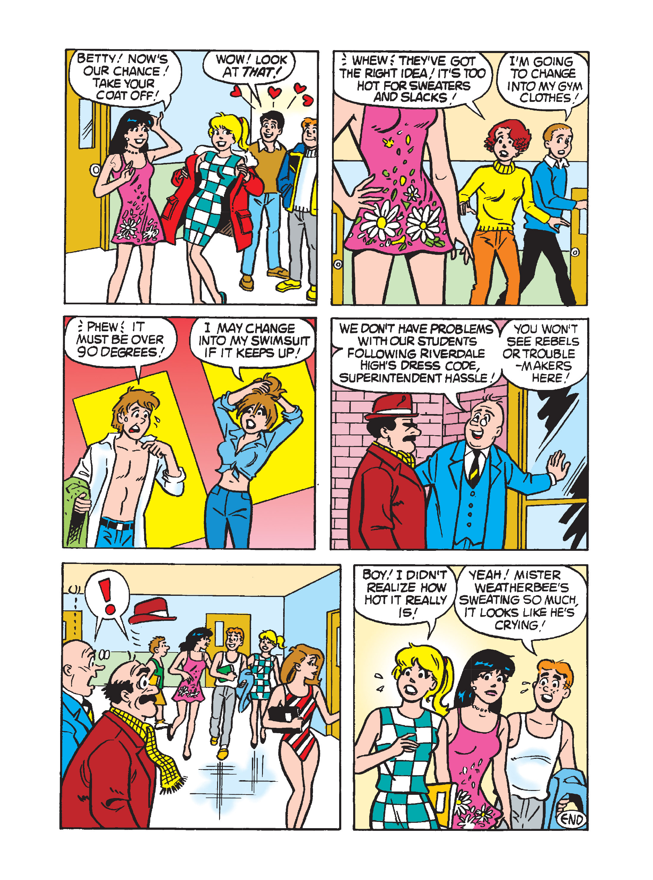 Read online Archie's Funhouse Double Digest comic -  Issue #1 - 77