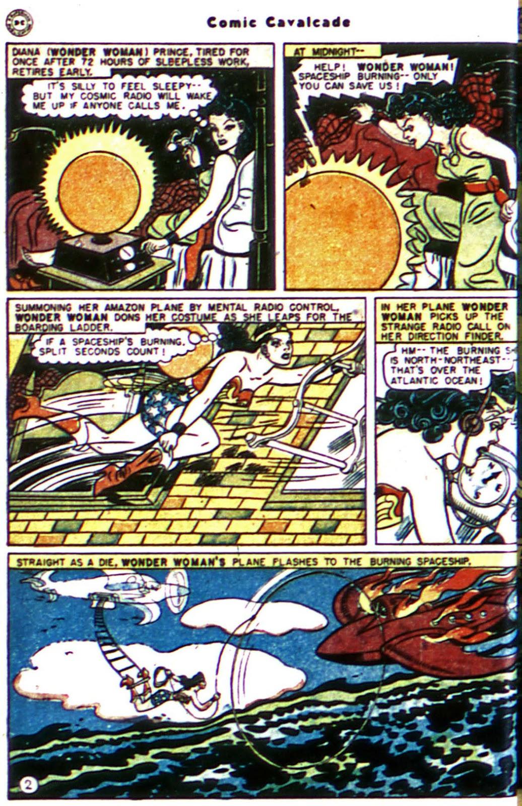 Comic Cavalcade issue 26 - Page 4