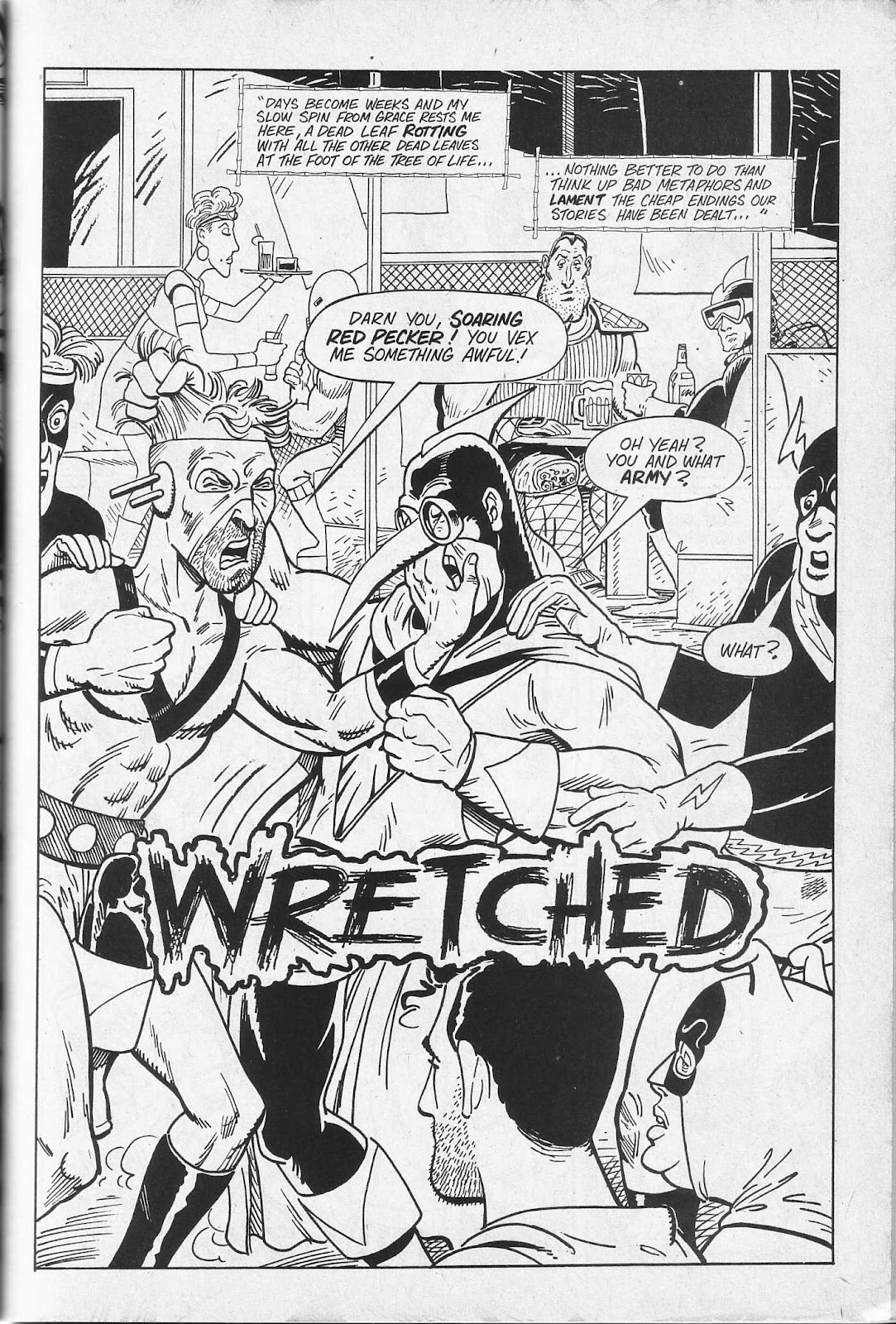 Read online Paul the Samurai (1991) comic -  Issue # TPB - 67
