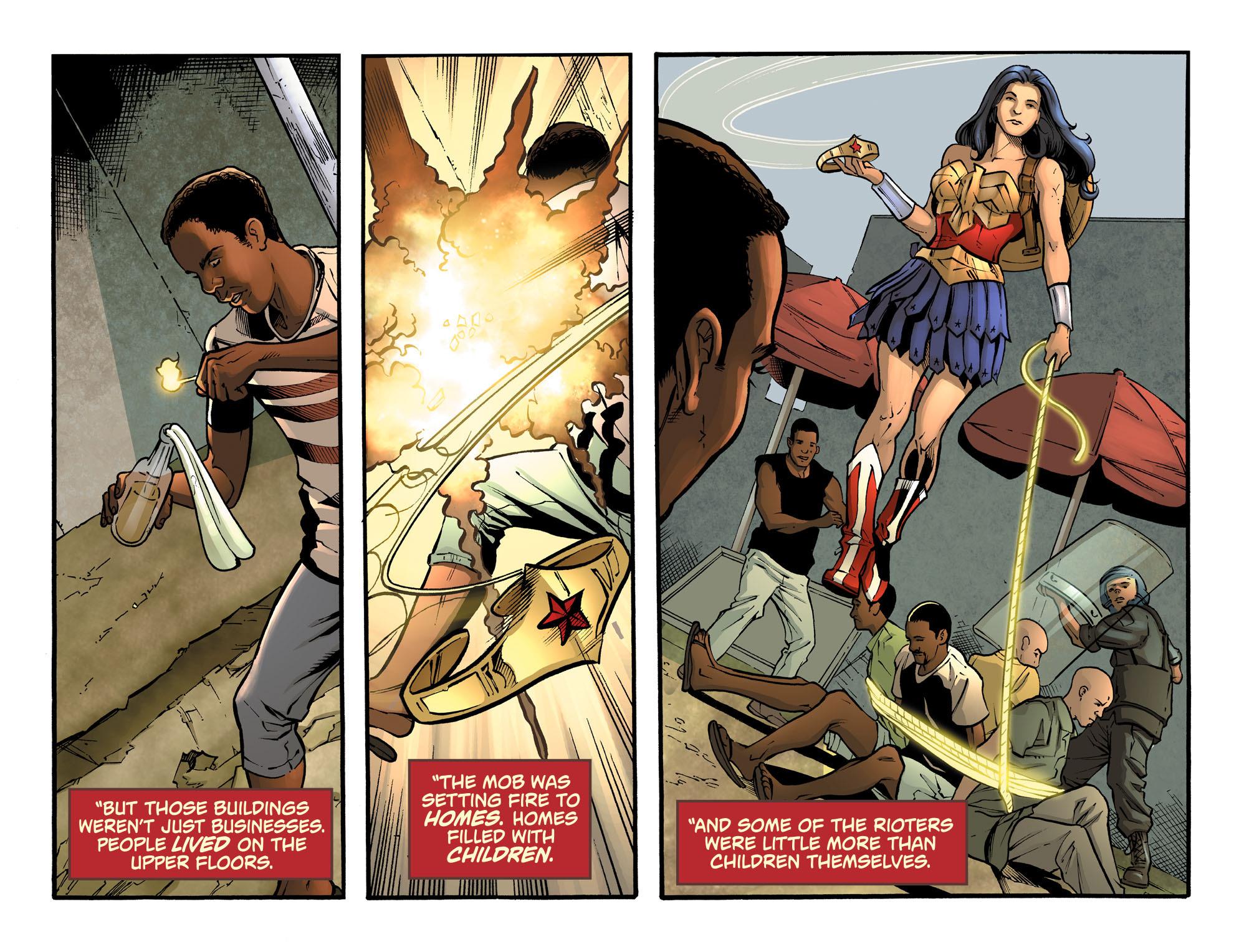 Read online Sensation Comics Featuring Wonder Woman comic -  Issue #33 - 8