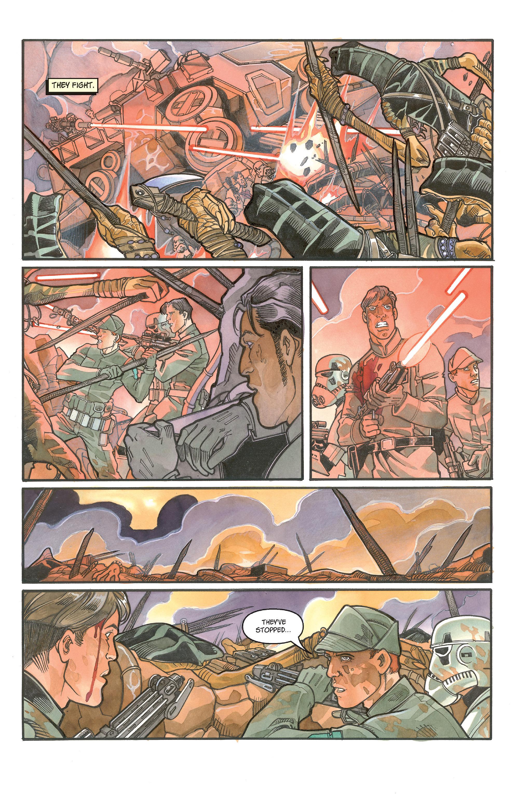 Read online Star Wars Omnibus comic -  Issue # Vol. 22 - 192