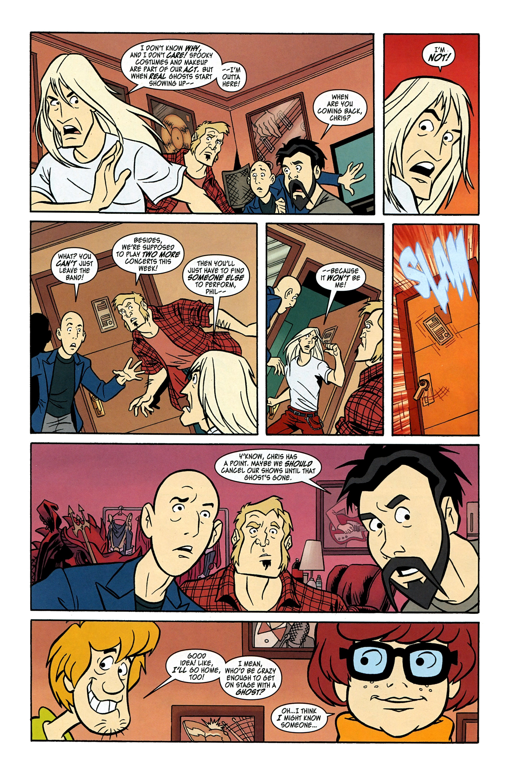 Read online Scooby-Doo: Where Are You? comic -  Issue #33 - 6