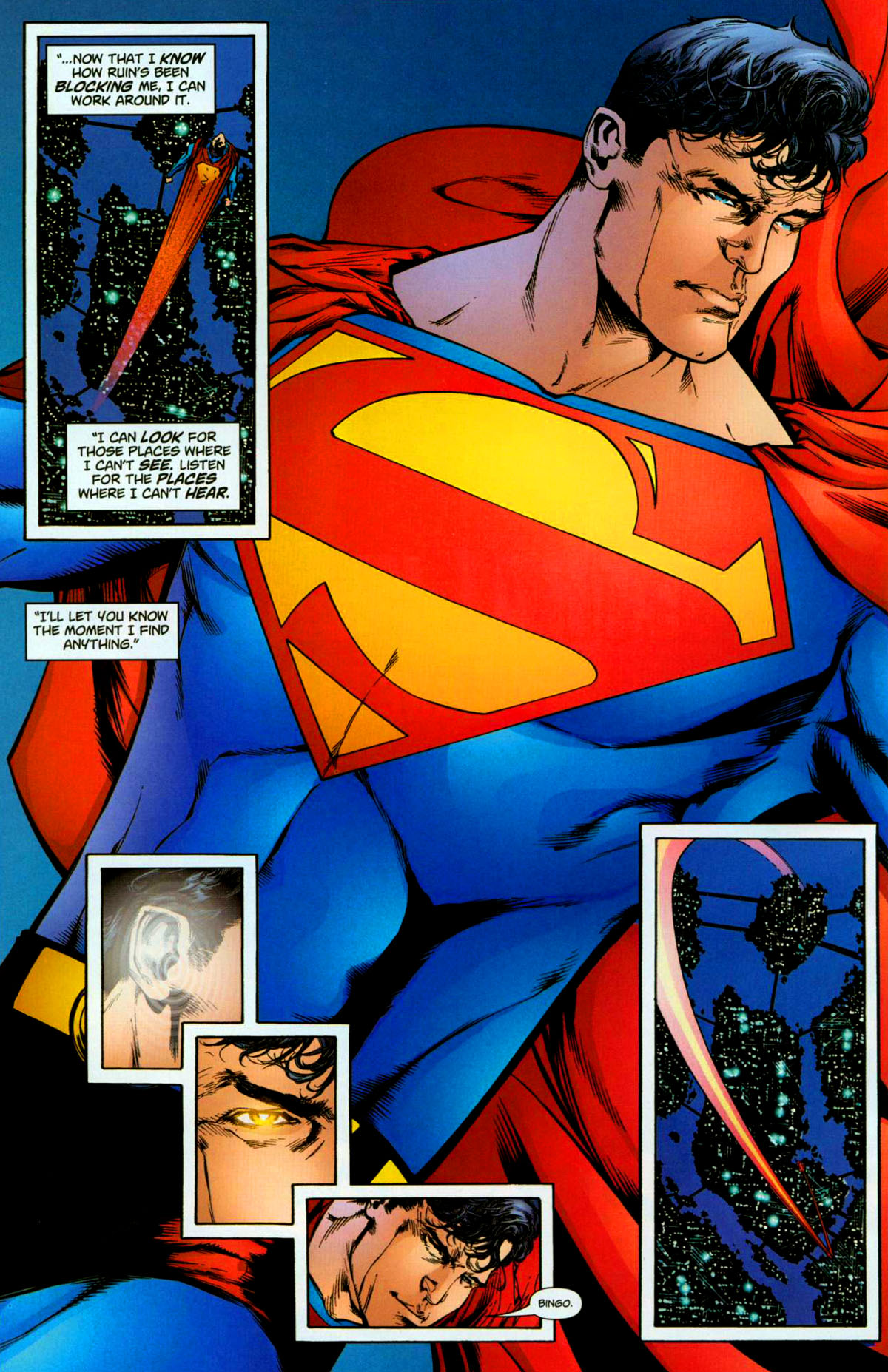 Read online Adventures of Superman (1987) comic -  Issue #633 - 19