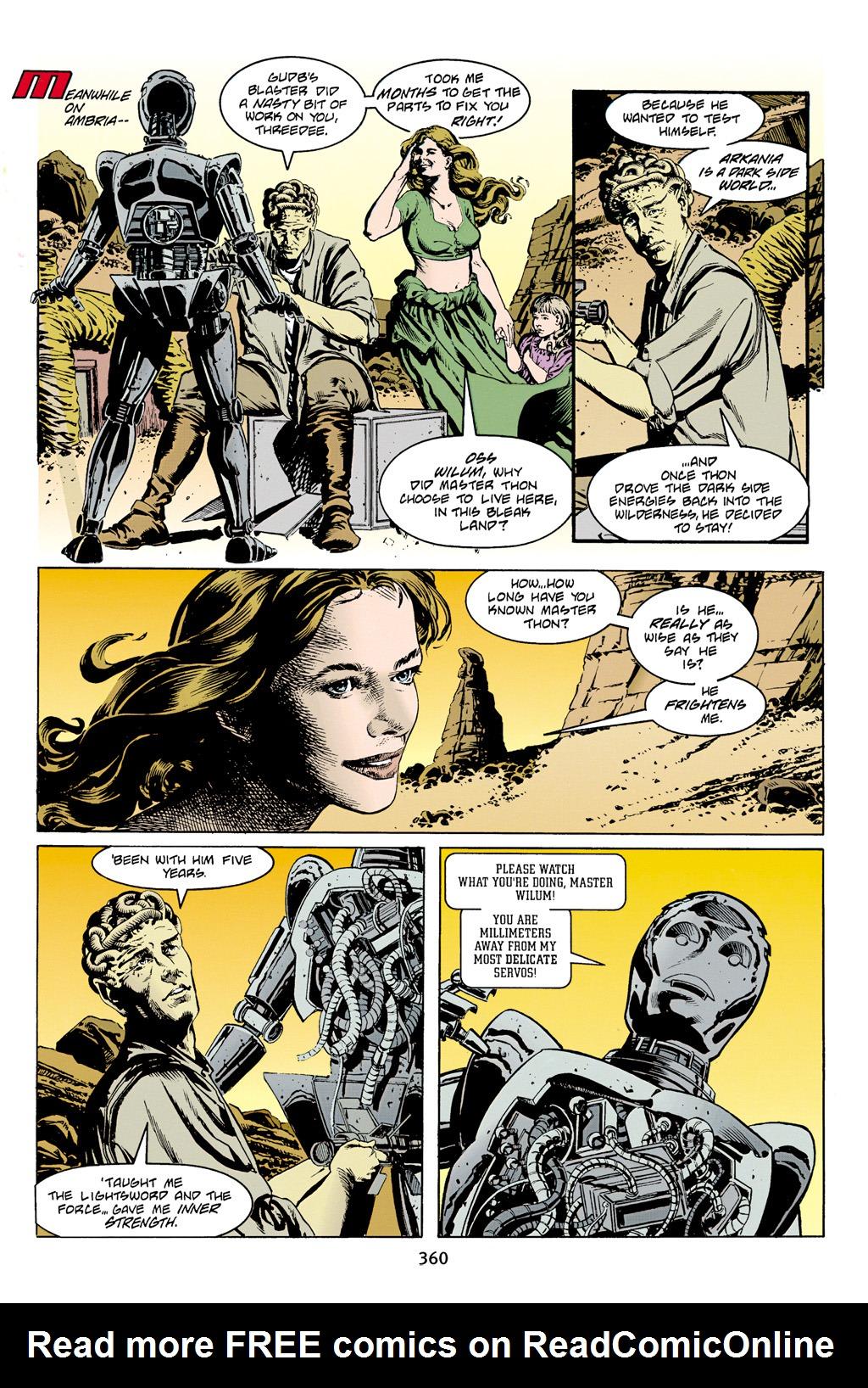 Read online Star Wars Omnibus comic -  Issue # Vol. 4 - 348