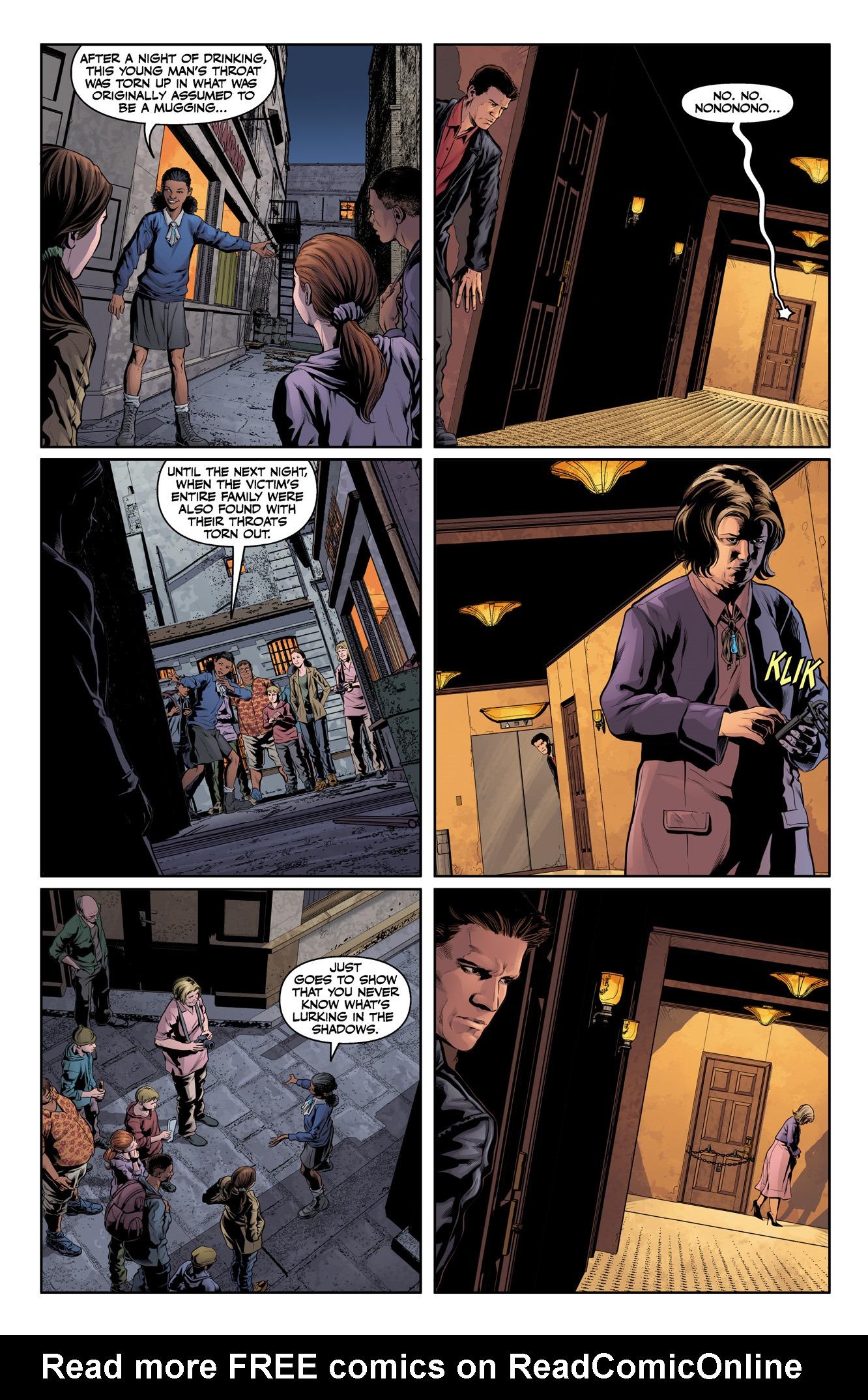 Read online Angel & Faith Season 10 comic -  Issue #15 - 11